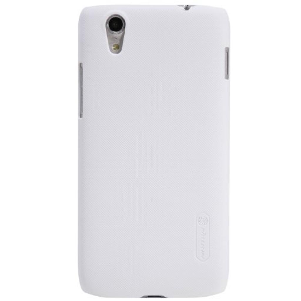 Чехол для моб. телефона NILLKIN для Lenovo S960 /Super Frosted Shield/White (6116661)