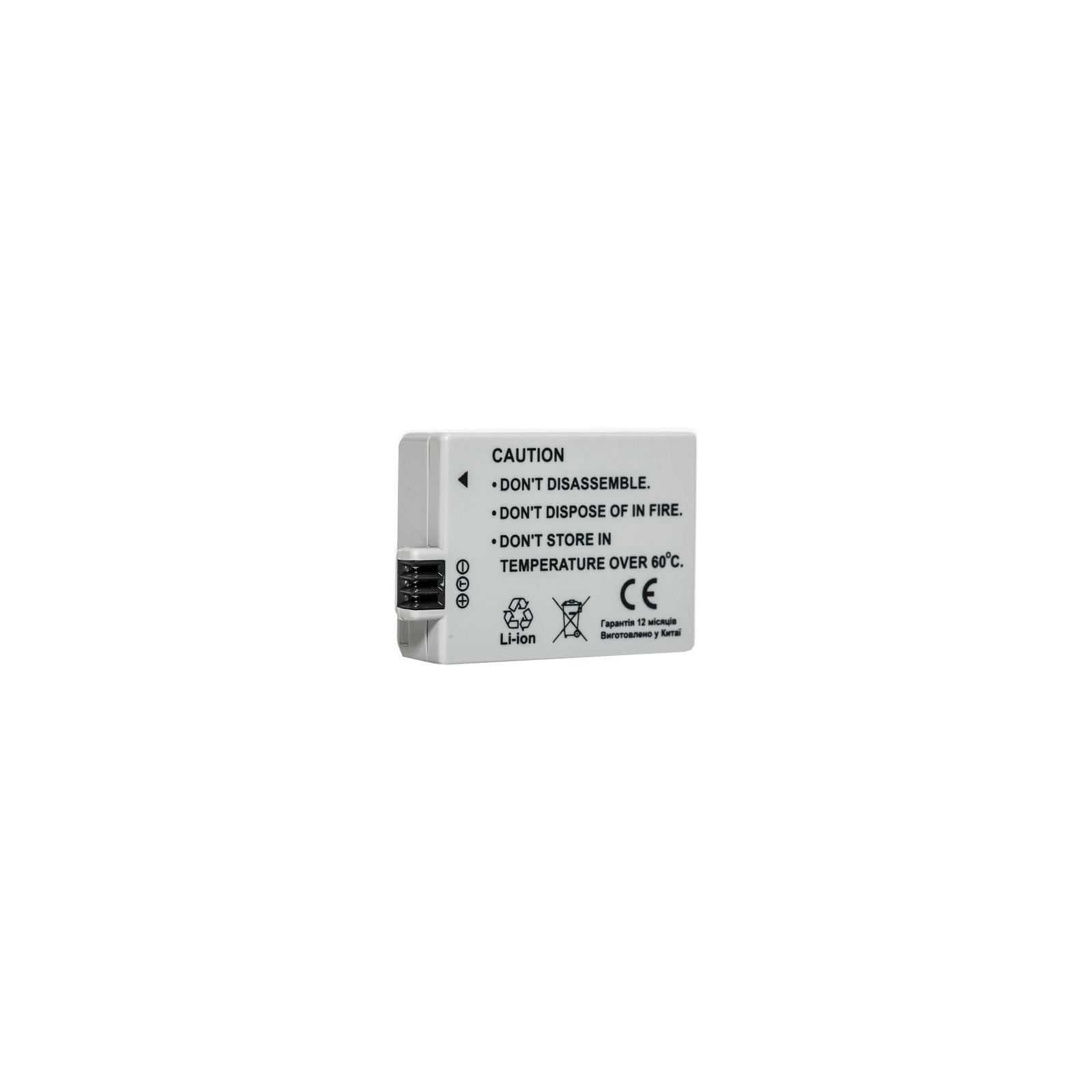 Аккумулятор к фото/видео Canon LP-E5 PowerPlant (DV00DV1225) изображение 2