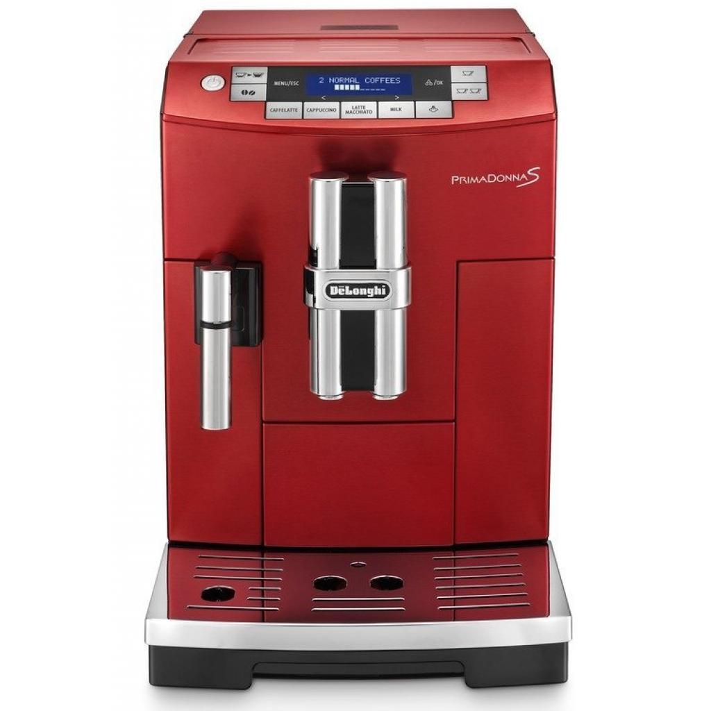 Кофеварка DeLonghi ECAM 26.455 RB (ECAM26.455RB) изображение 2