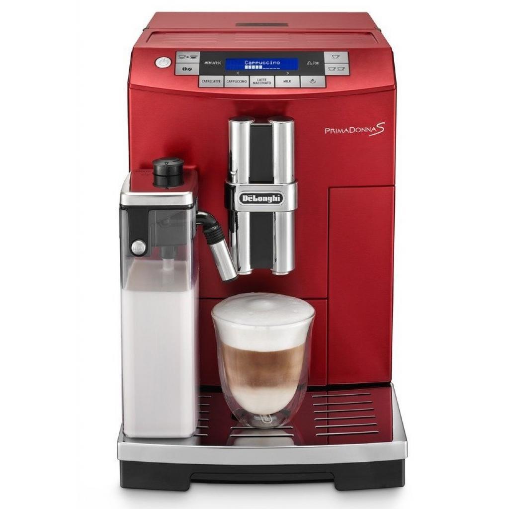 Кофеварка DeLonghi ECAM 26.455 RB (ECAM26.455RB) изображение 3