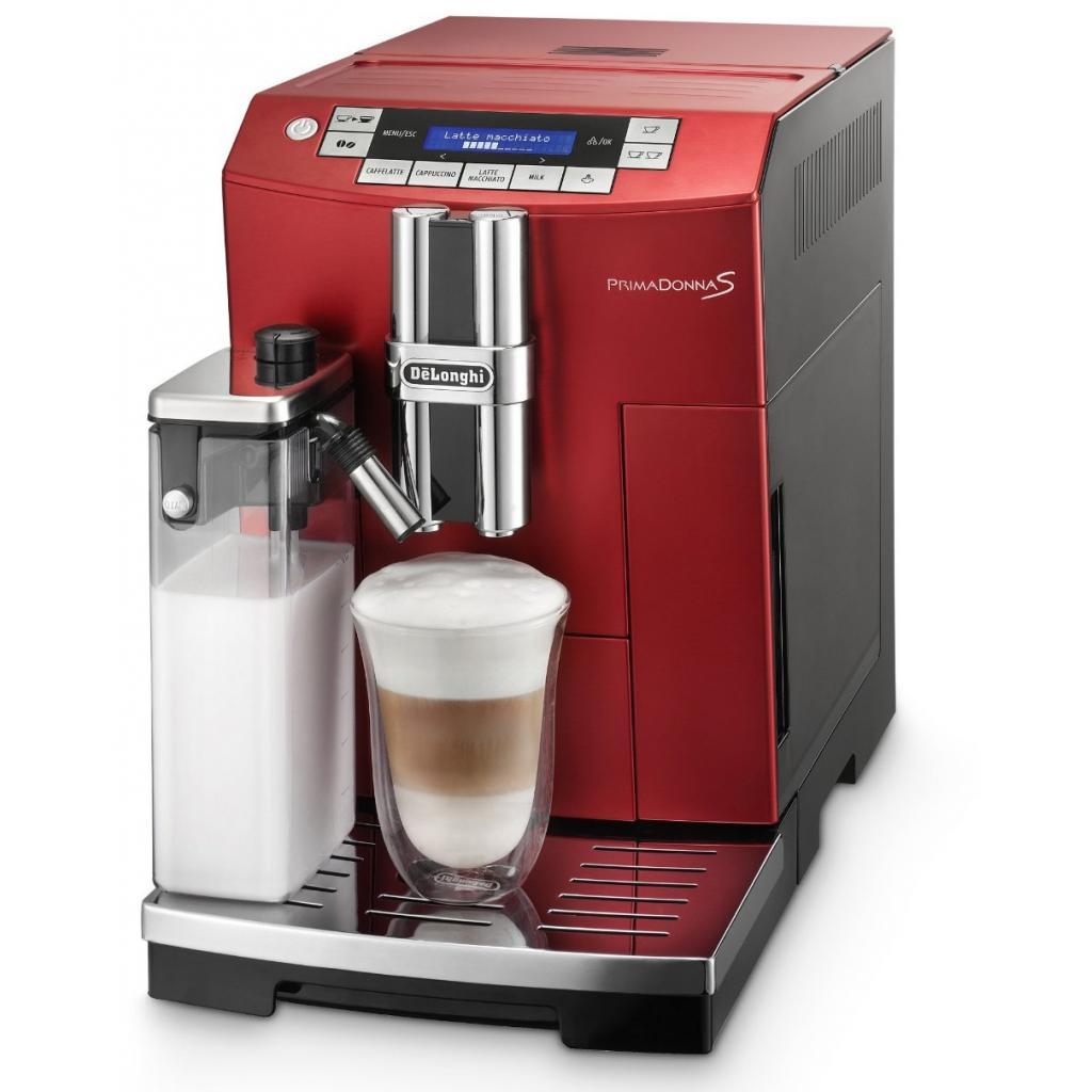 Кофеварка DeLonghi ECAM 26.455 RB (ECAM26.455RB)
