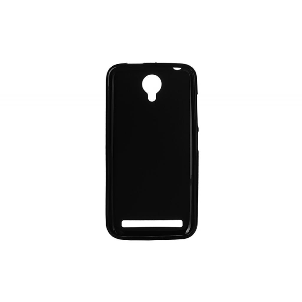 Чехол для моб. телефона для Fly IQ4410i (Black) Elastic PU Drobak (214742) изображение 2