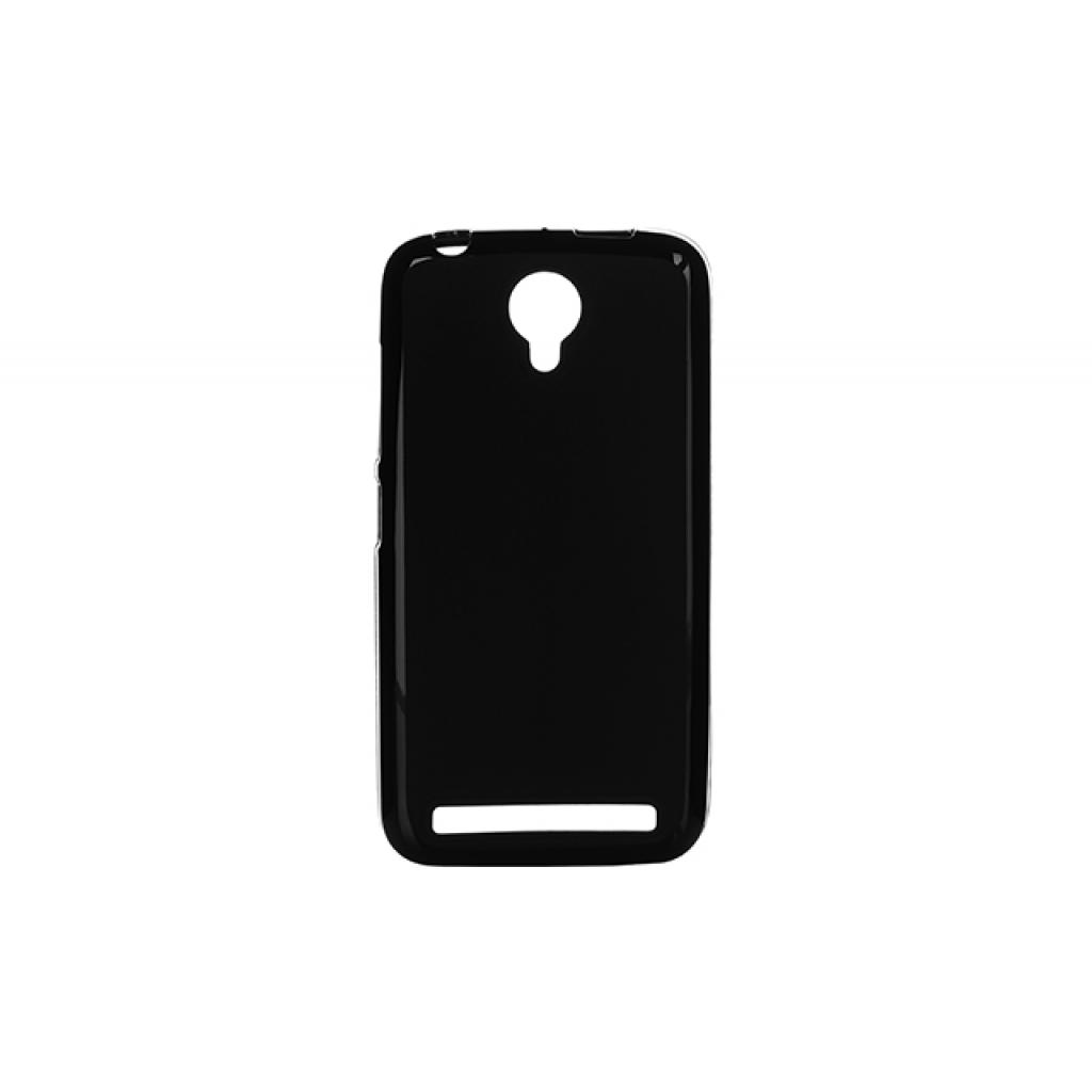 Чехол для моб. телефона для Fly IQ4410i (Black) Elastic PU Drobak (214742)