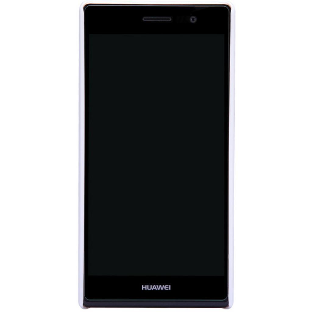 Чехол для моб. телефона NILLKIN для Huawei P7 /Super Frosted Shield/White (6154908) изображение 5