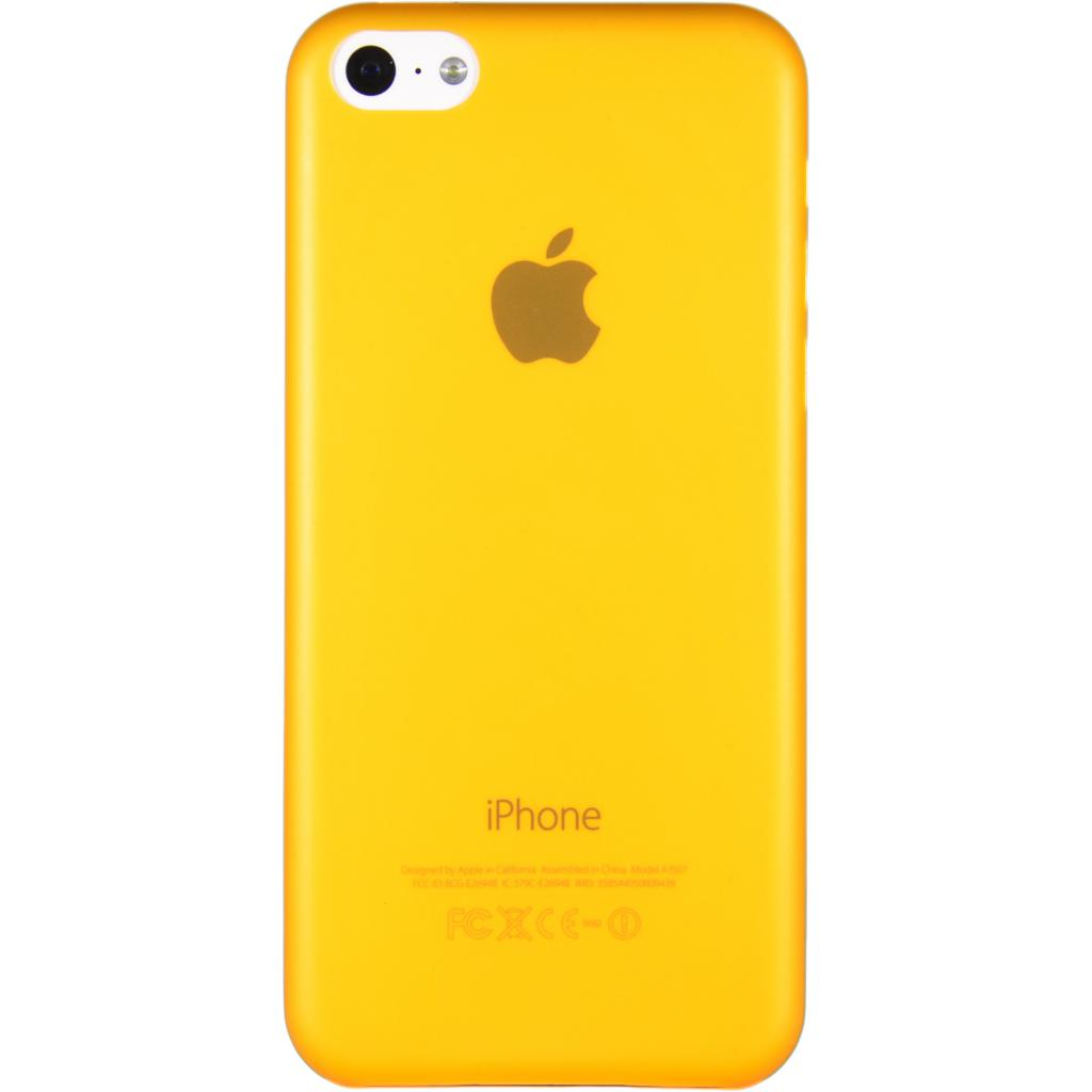 Чехол для моб. телефона Pro-case iPhone 5C ultra thin orange (PCUT5COR)