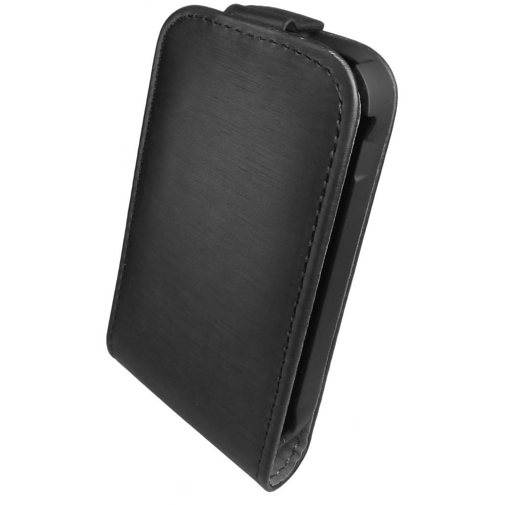 Чехол для моб. телефона GLOBAL для Samsung S5300 Galaxy Pocket (черный) (1283126447372) изображение 2