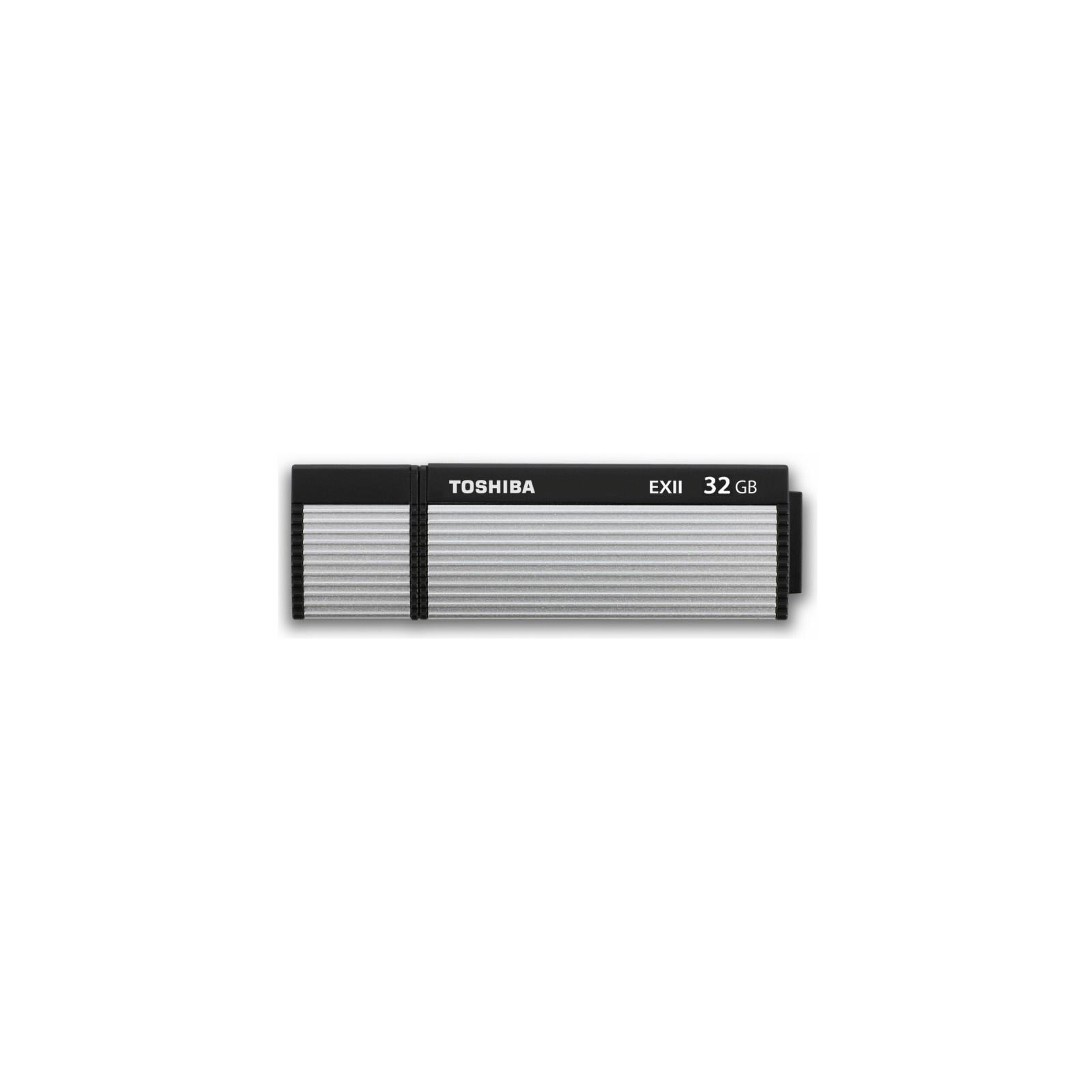 USB флеш накопитель TOSHIBA 32GB Oshumi EX-|| Silver USB 3.0 (THNV32OSUSIL(8)