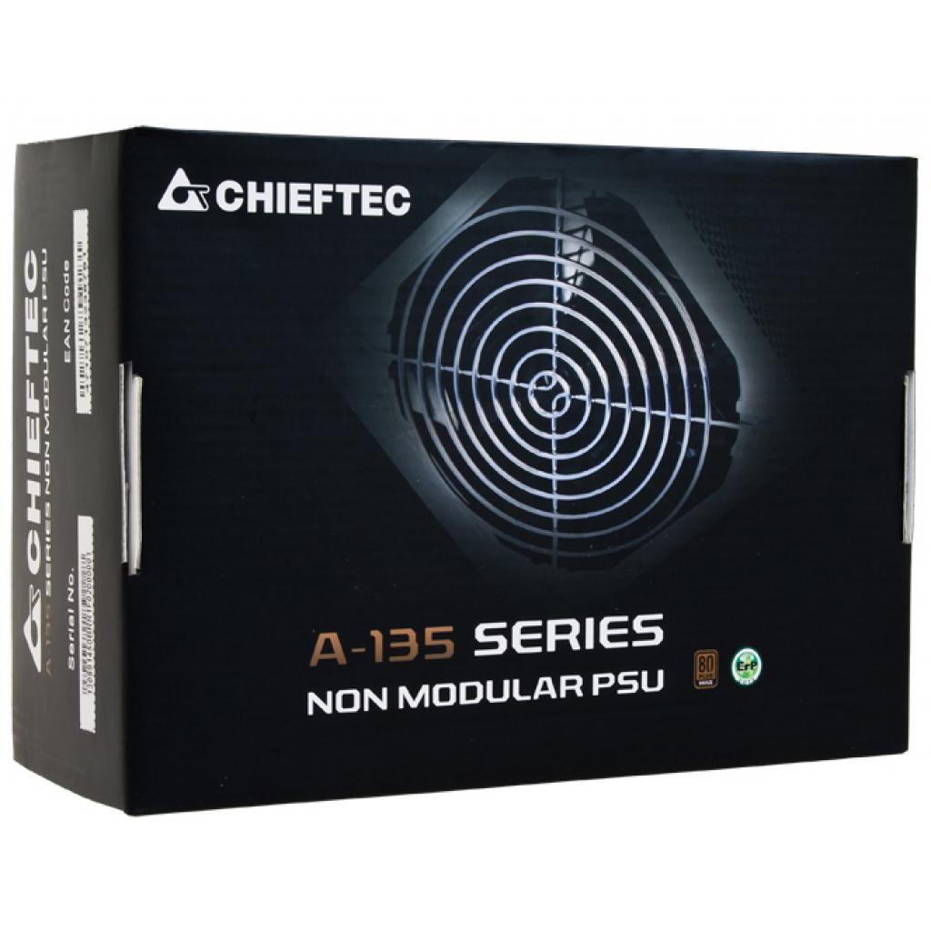 Блок питания CHIEFTEC 550W (APS-550SB) изображение 6