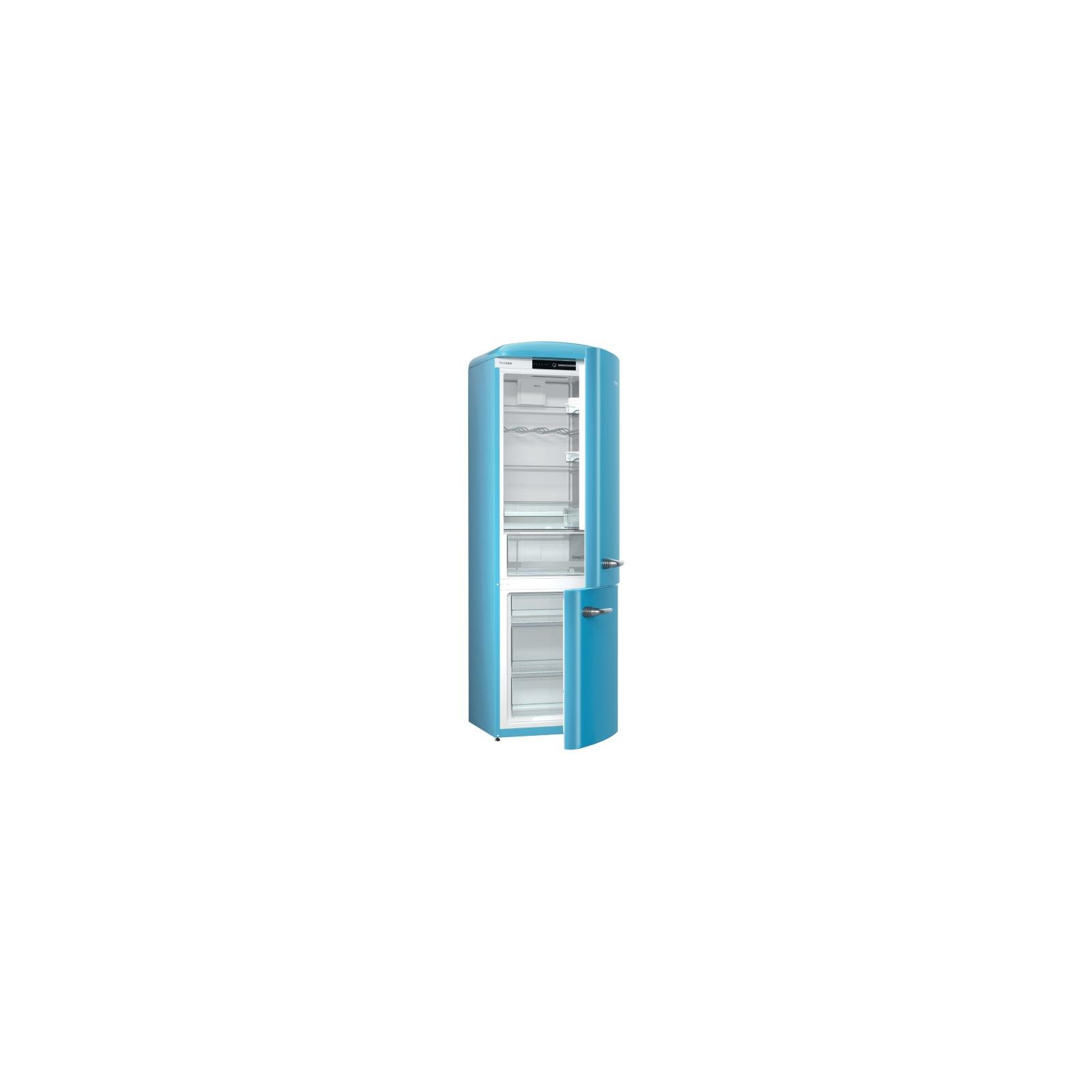 Холодильник Gorenje ORK192BL изображение 2