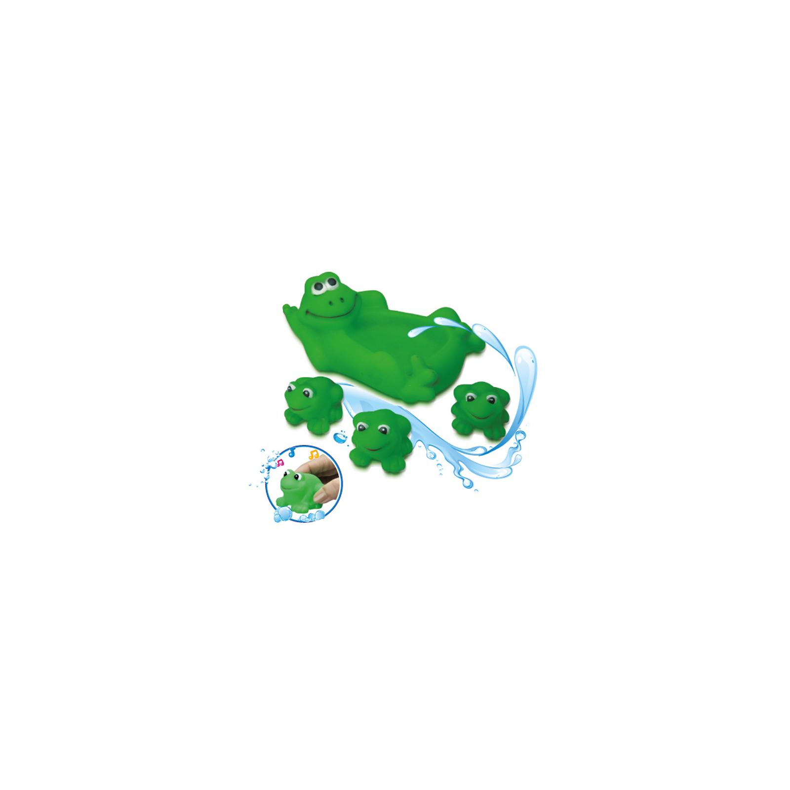 Игрушка для ванной BeBeLino Семья жабок (57091) изображение 2