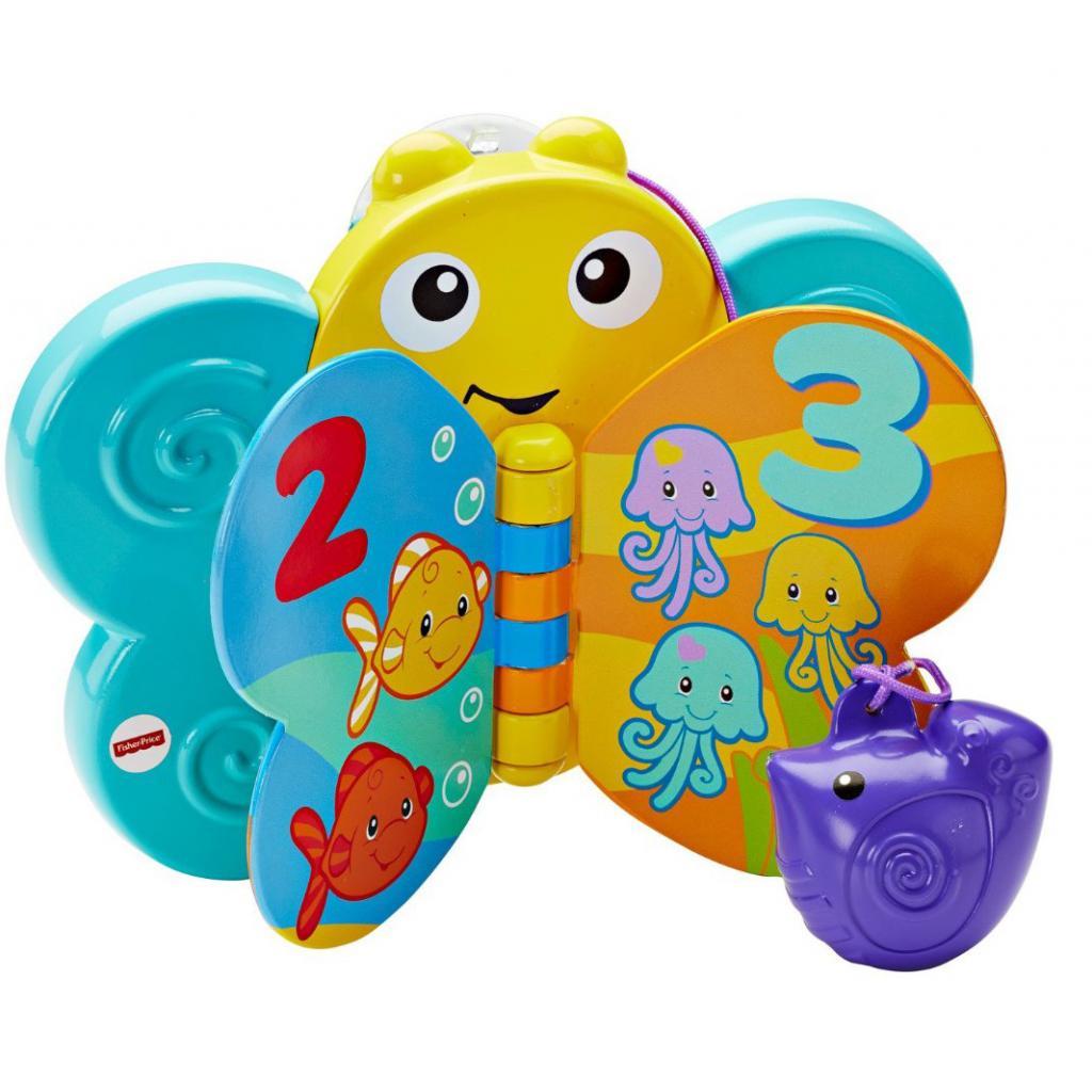 Игрушка для ванной Fisher-Price Бабочка (CMY31) изображение 2