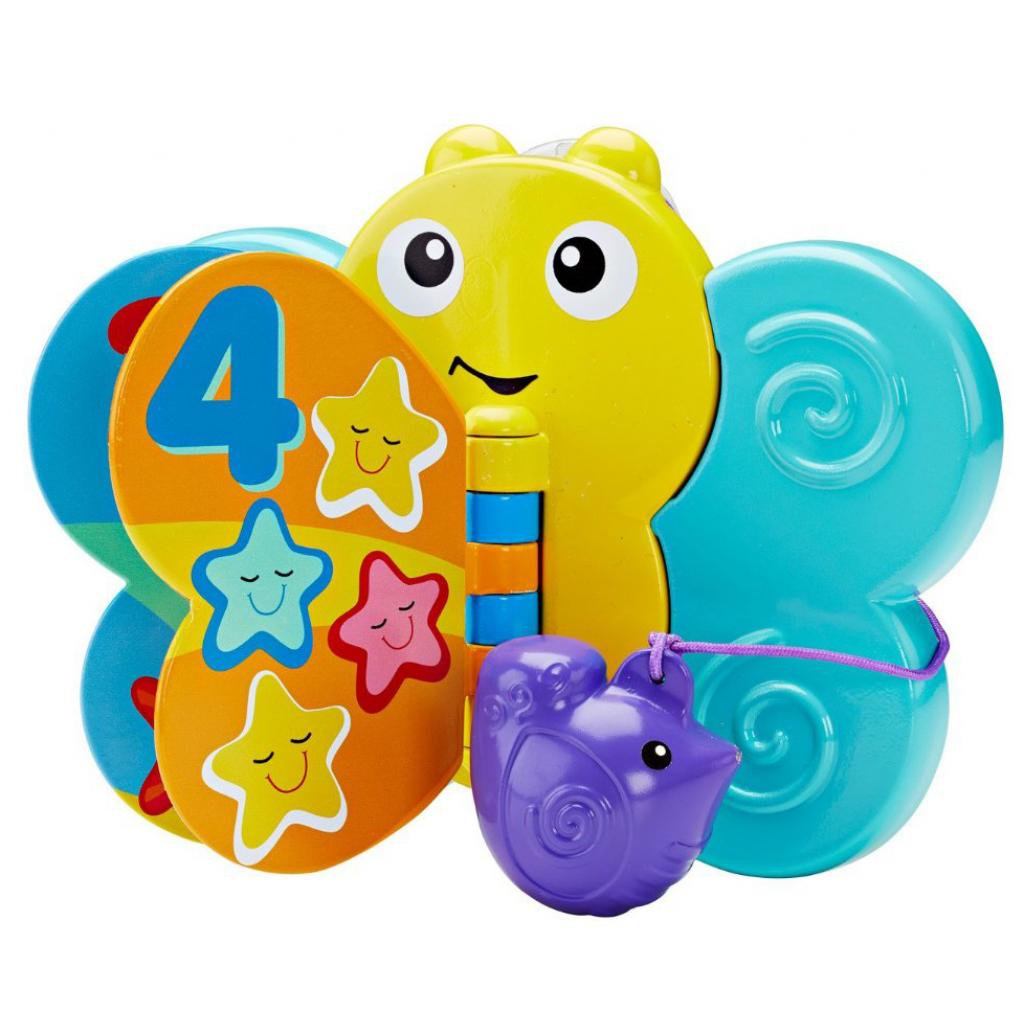 Игрушка для ванной Fisher-Price Бабочка (CMY31) изображение 3