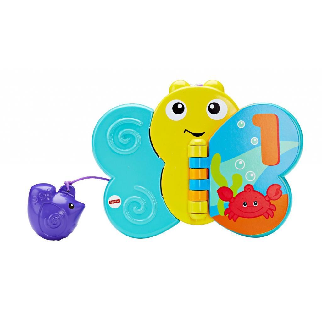 Игрушка для ванной Fisher-Price Бабочка (CMY31)