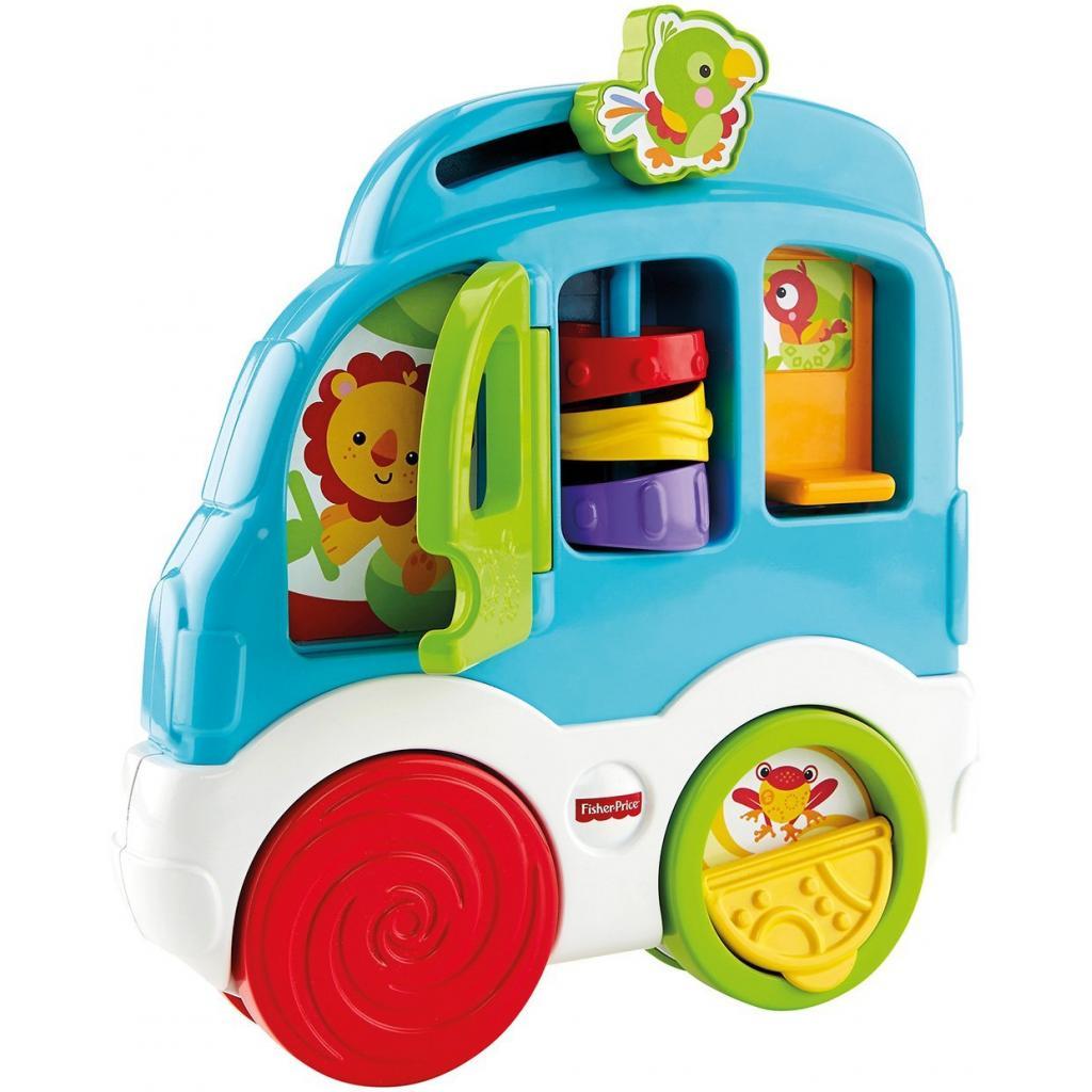 Развивающая игрушка Fisher-Price Играй и исследуй (CMV93) изображение 2