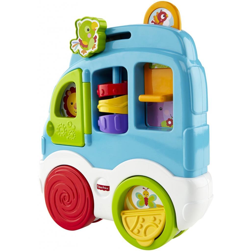 Развивающая игрушка Fisher-Price Играй и исследуй (CMV93) изображение 3