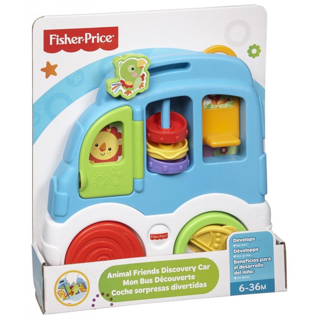 Развивающая игрушка Fisher-Price Играй и исследуй (CMV93)