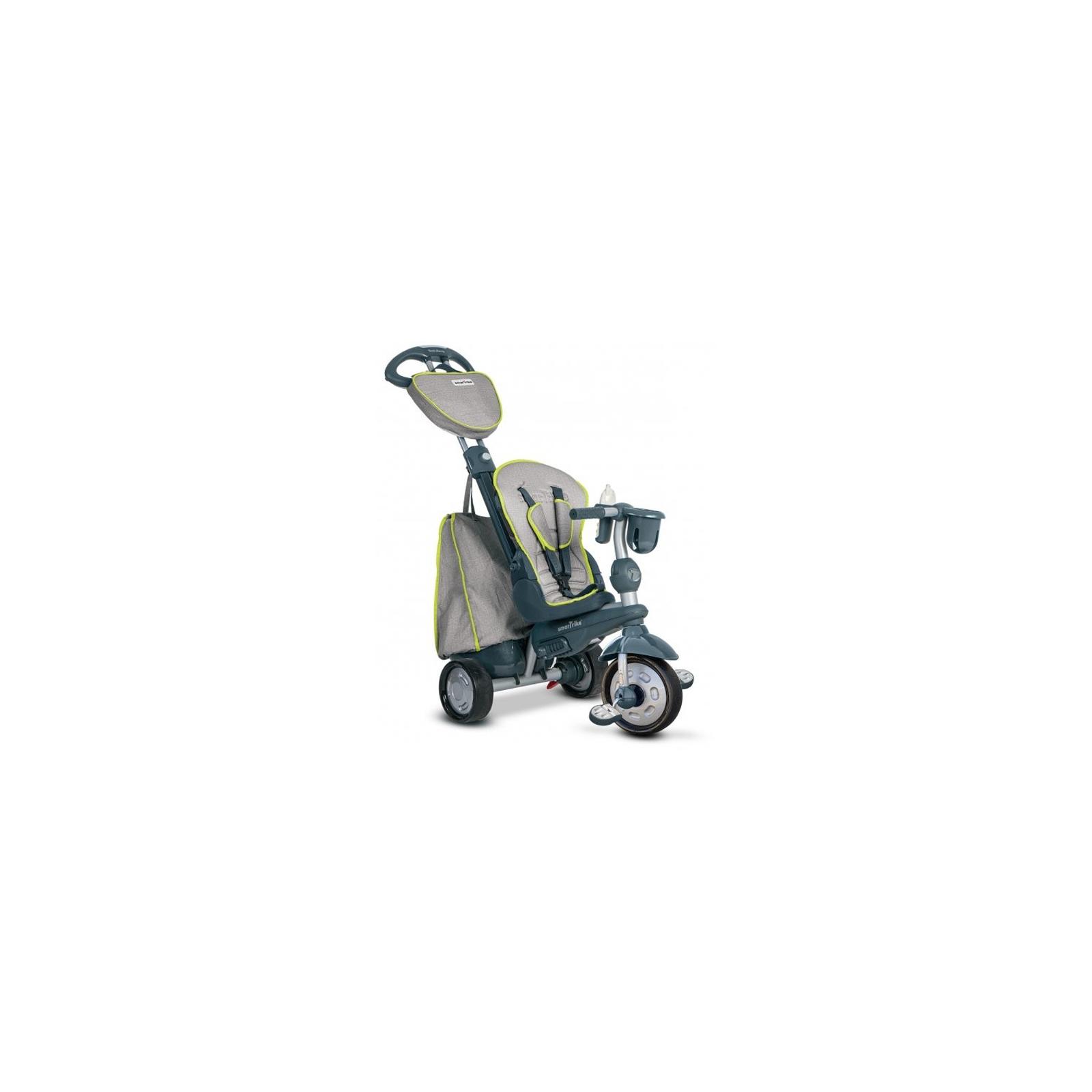 Детский велосипед Smart Trike Explorer 5 в 1 Grey (8200900) изображение 4