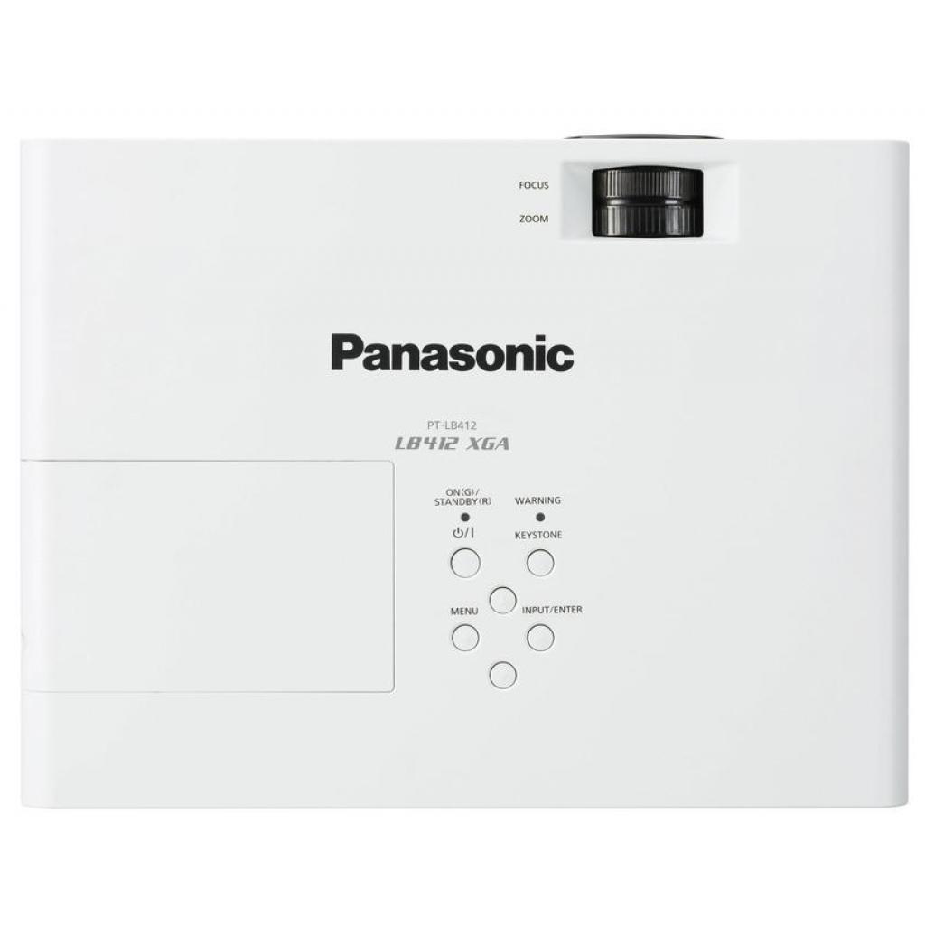 Проектор PANASONIC PT-LW362E изображение 4