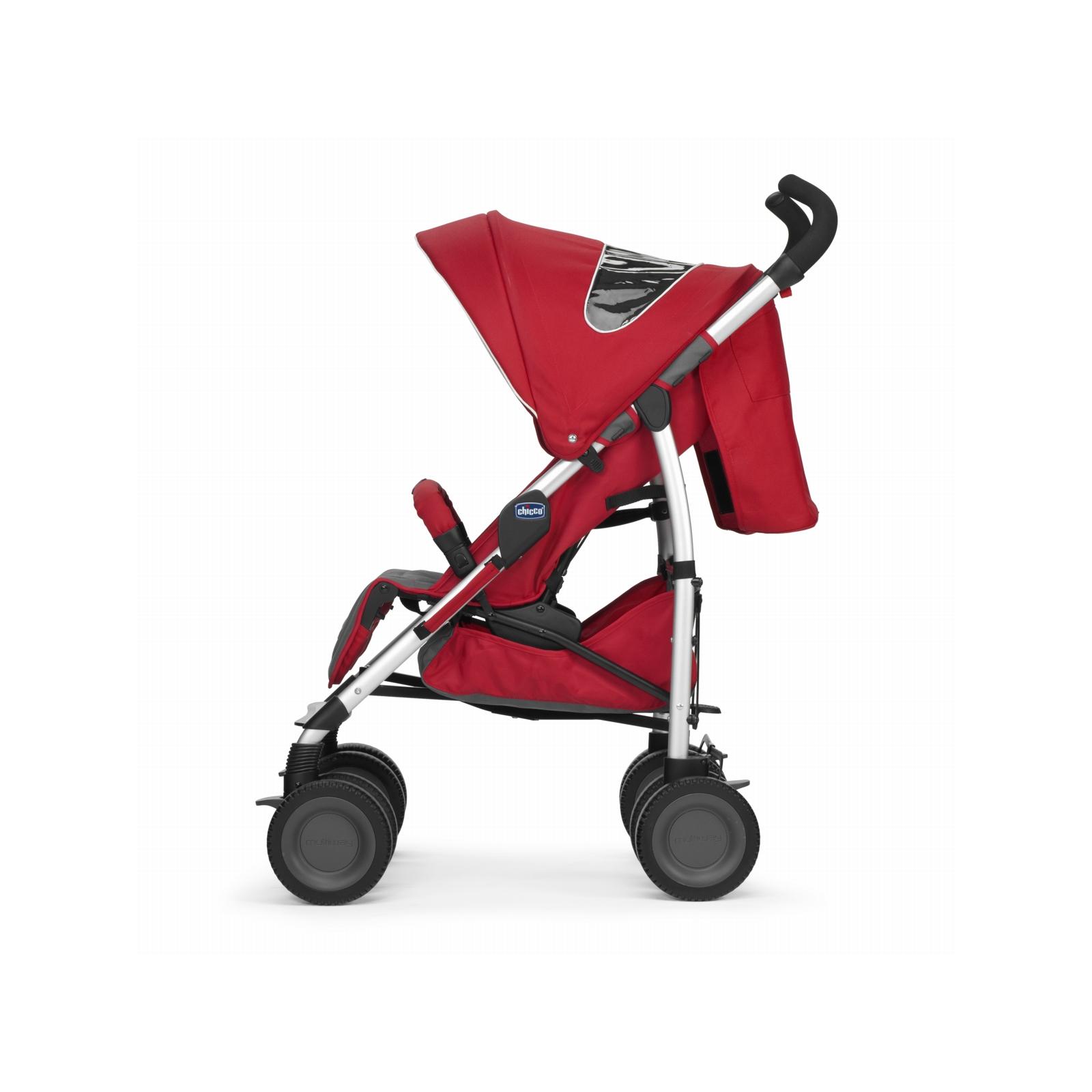 Коляска Chicco Multiway Evo Stroller Red (79315.70) изображение 3