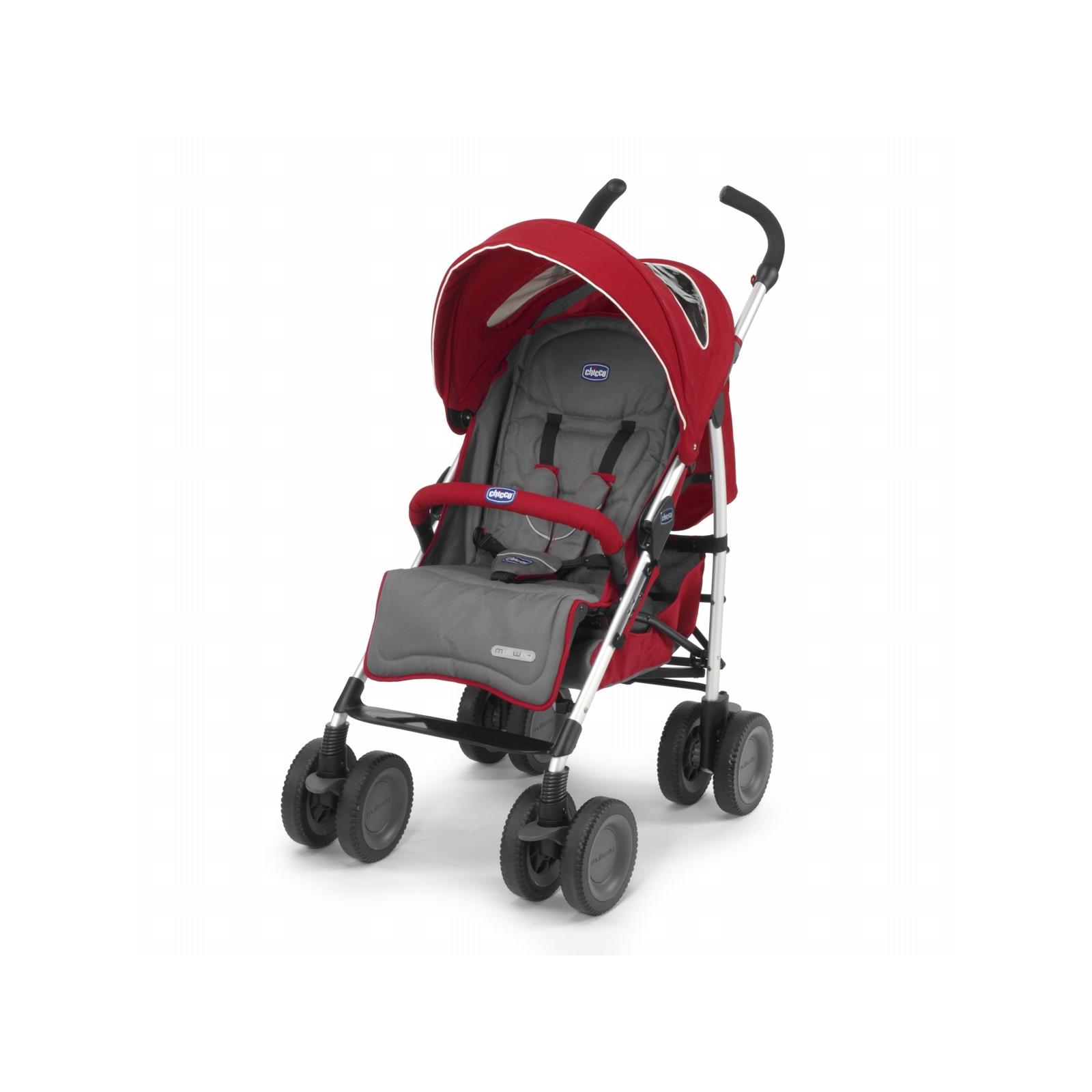 Коляска Chicco Multiway Evo Stroller Red (79315.70)