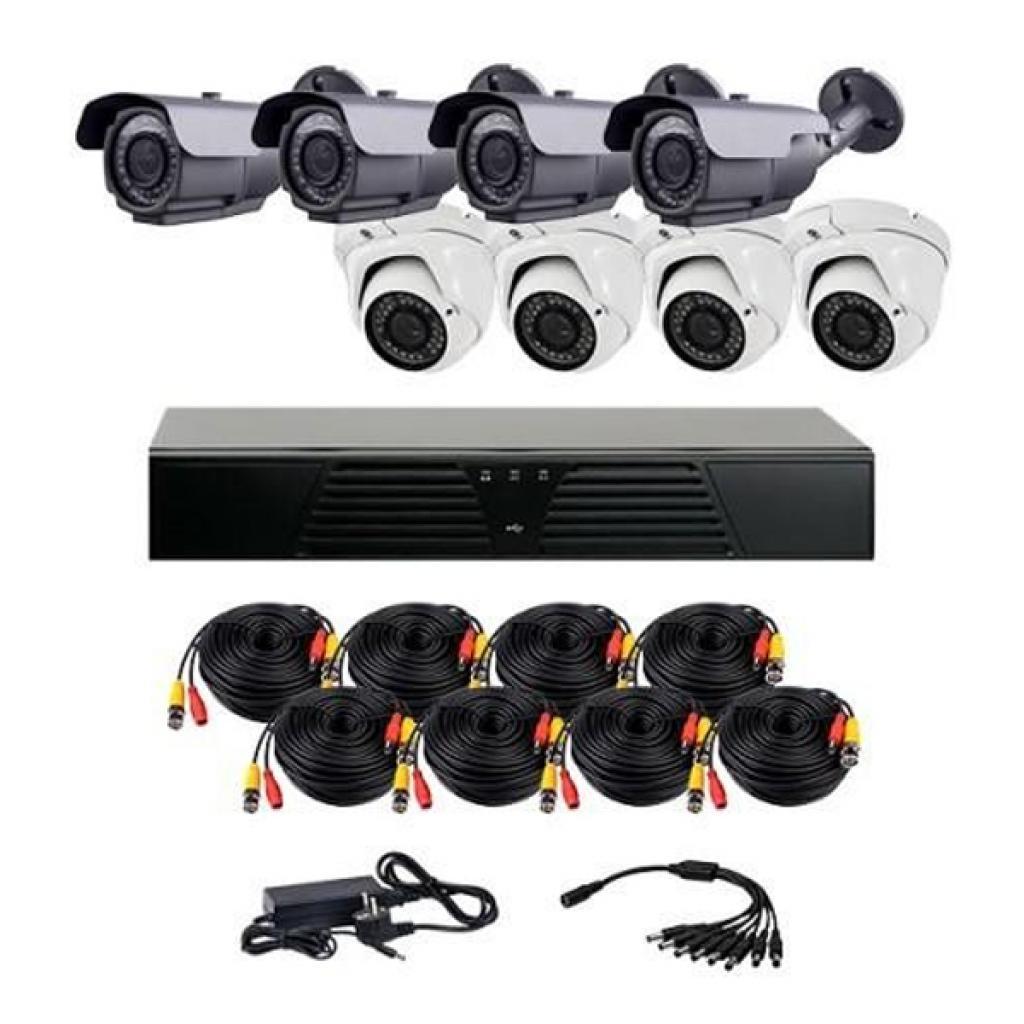 Комплект видеонаблюдения CoVi HVK-4005 AHD PRO KIT
