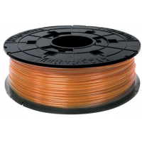 Пластик для 3D-принтера XYZprinting PLA 1.75мм/0.6кг Filament Cartridge, ClearTangerine (RFPLAXEU02B)