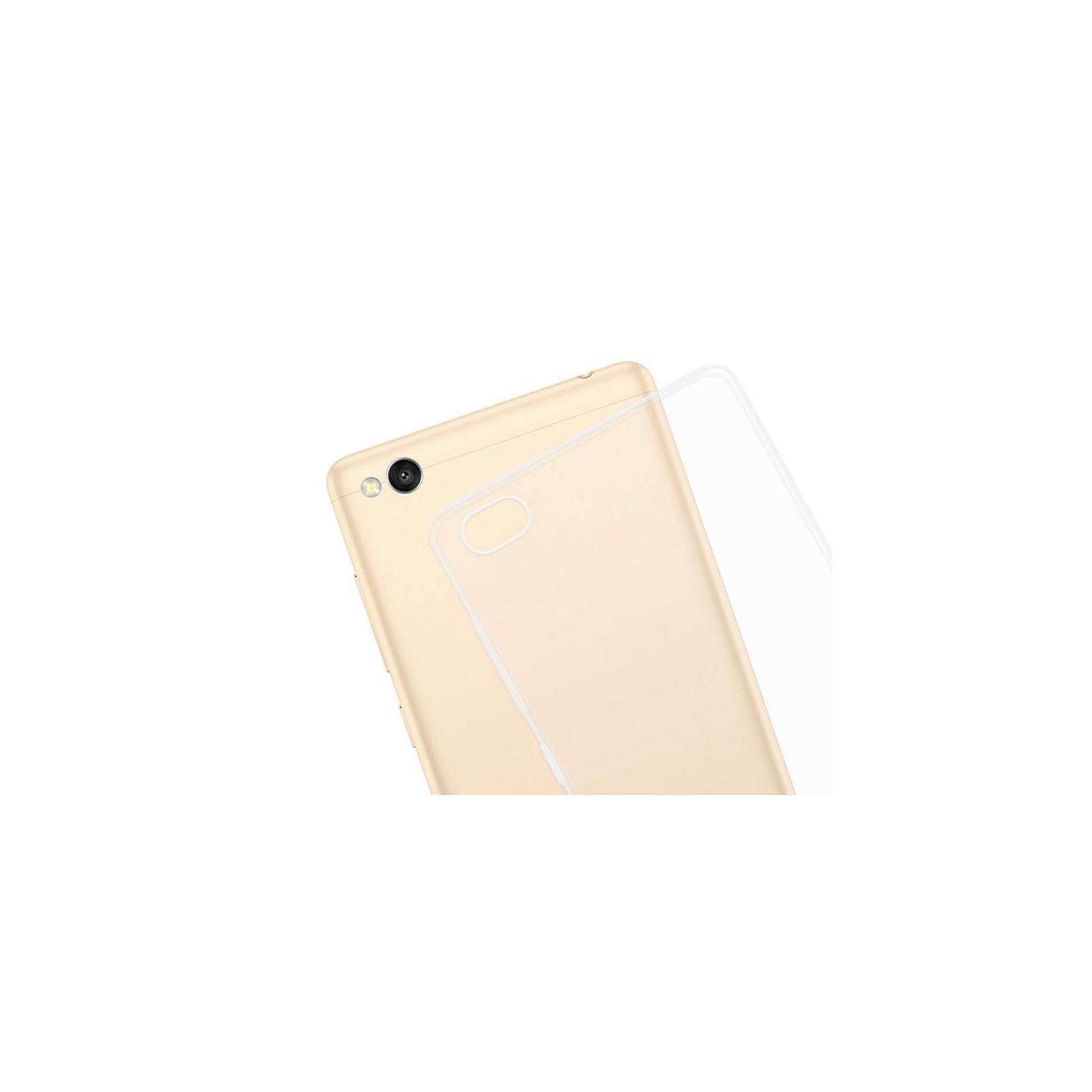 Чехол для моб. телефона SmartCase Xiaomi Redmi 4A TPU Clear (SC-RMI4A) изображение 2
