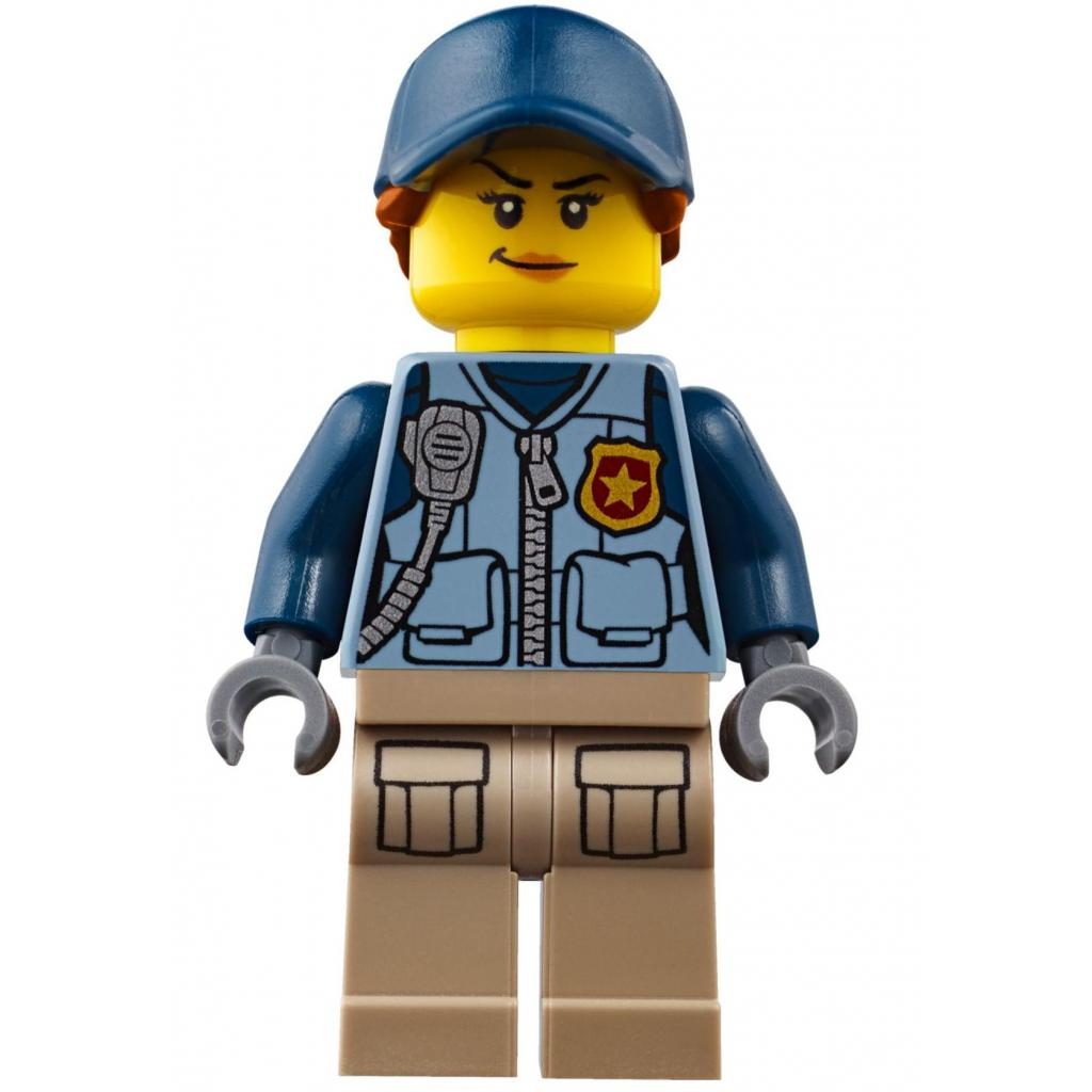 Конструктор LEGO City Police Штаб-квартира горной полиции (60174) изображение 12