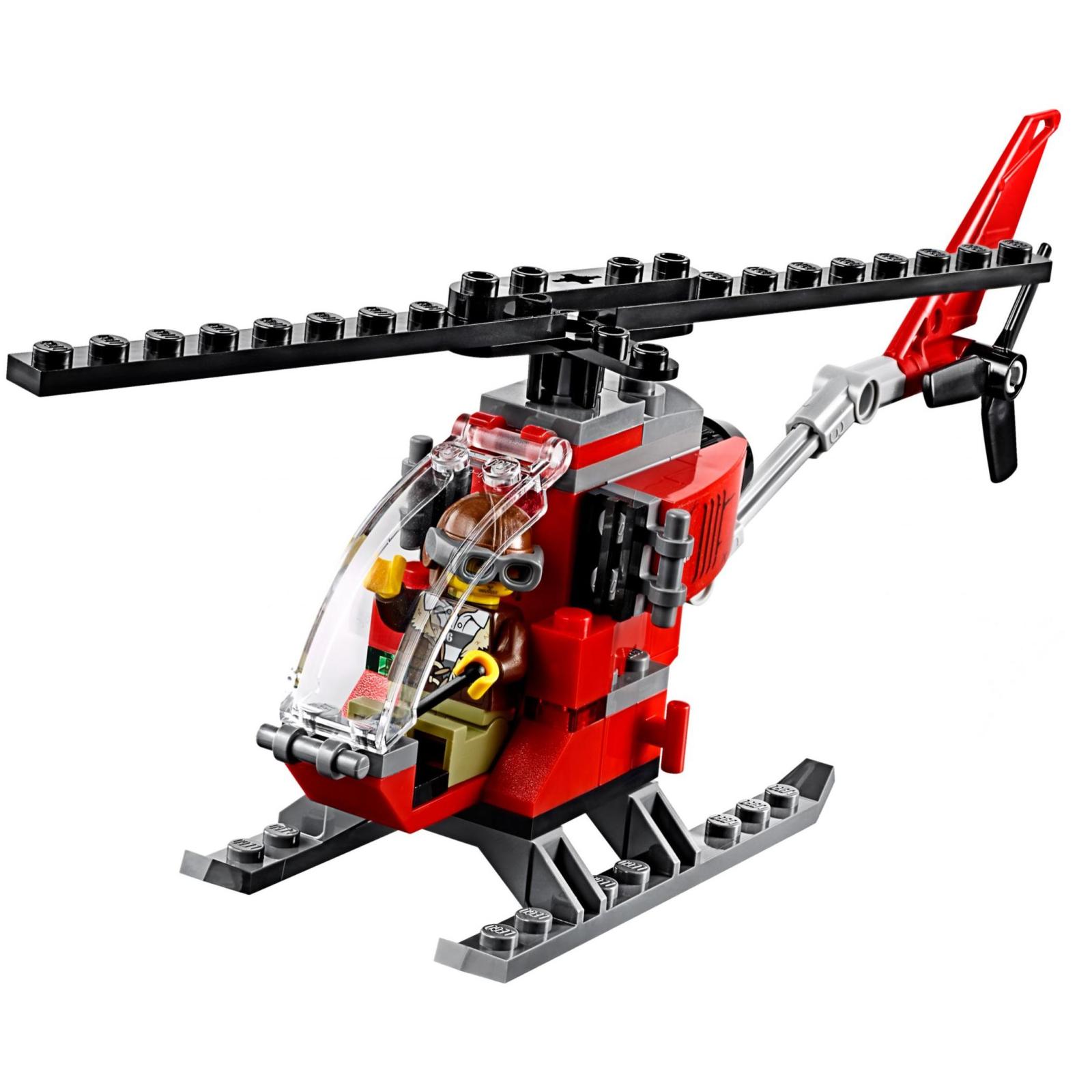 Конструктор LEGO City Police Штаб-квартира горной полиции (60174) изображение 4