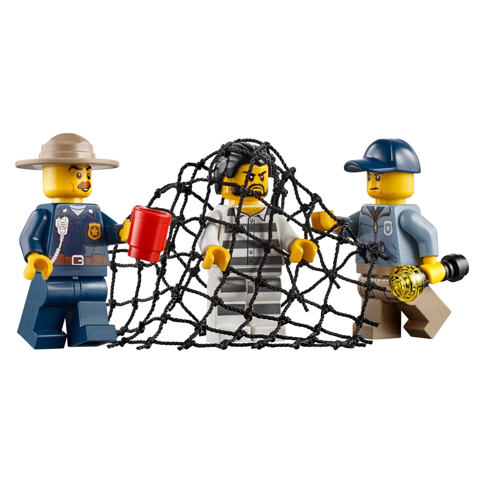 Конструктор LEGO City Police Штаб-квартира горной полиции (60174) изображение 7