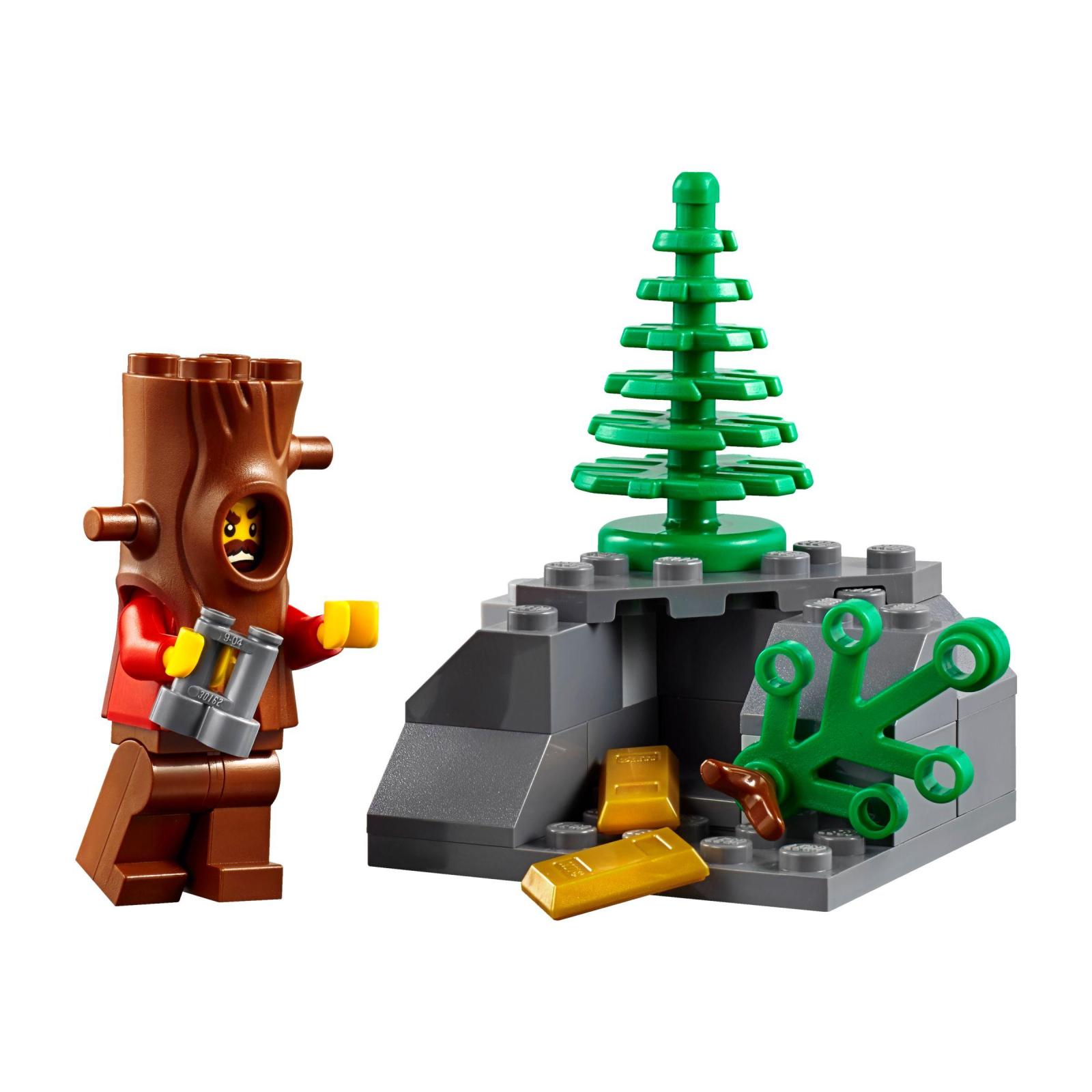 Конструктор LEGO City Police Штаб-квартира горной полиции (60174) изображение 8