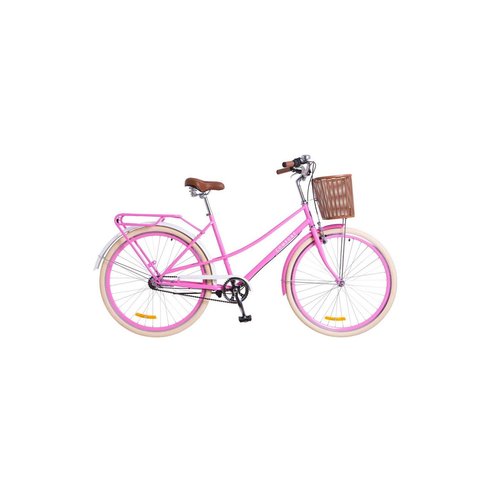 "Велосипед Дорожник 28"" COMFORT FEMALE 2018 14G планет. рама-19,5"" St сакура (OPS-D-28-111)"