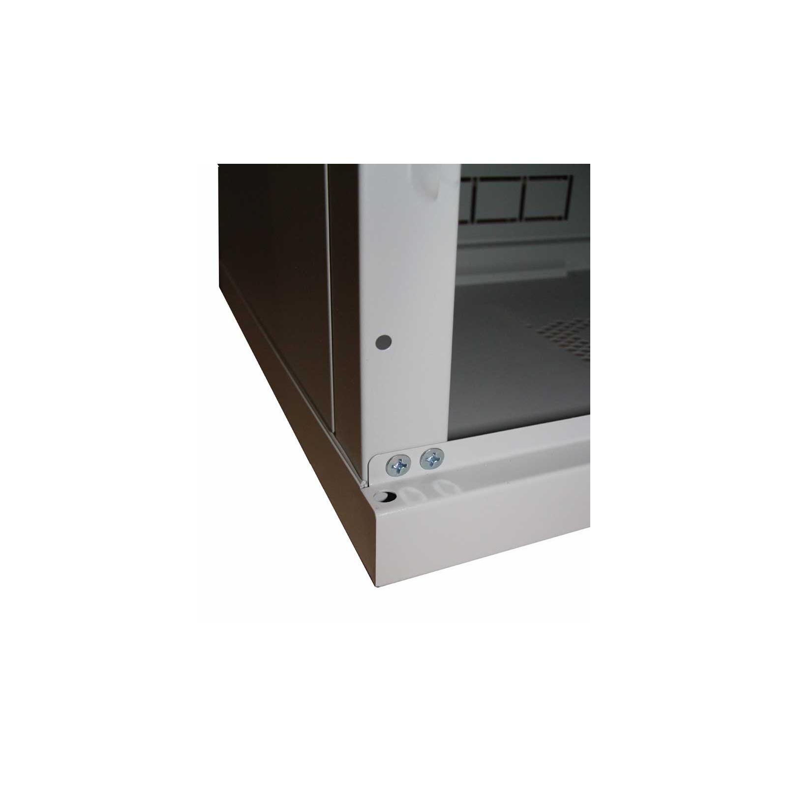 Шкаф настенный CSV Wallmount Lite 9U, глубина 580 (перф) (9U Wallmount Lite 580 Perf) изображение 3