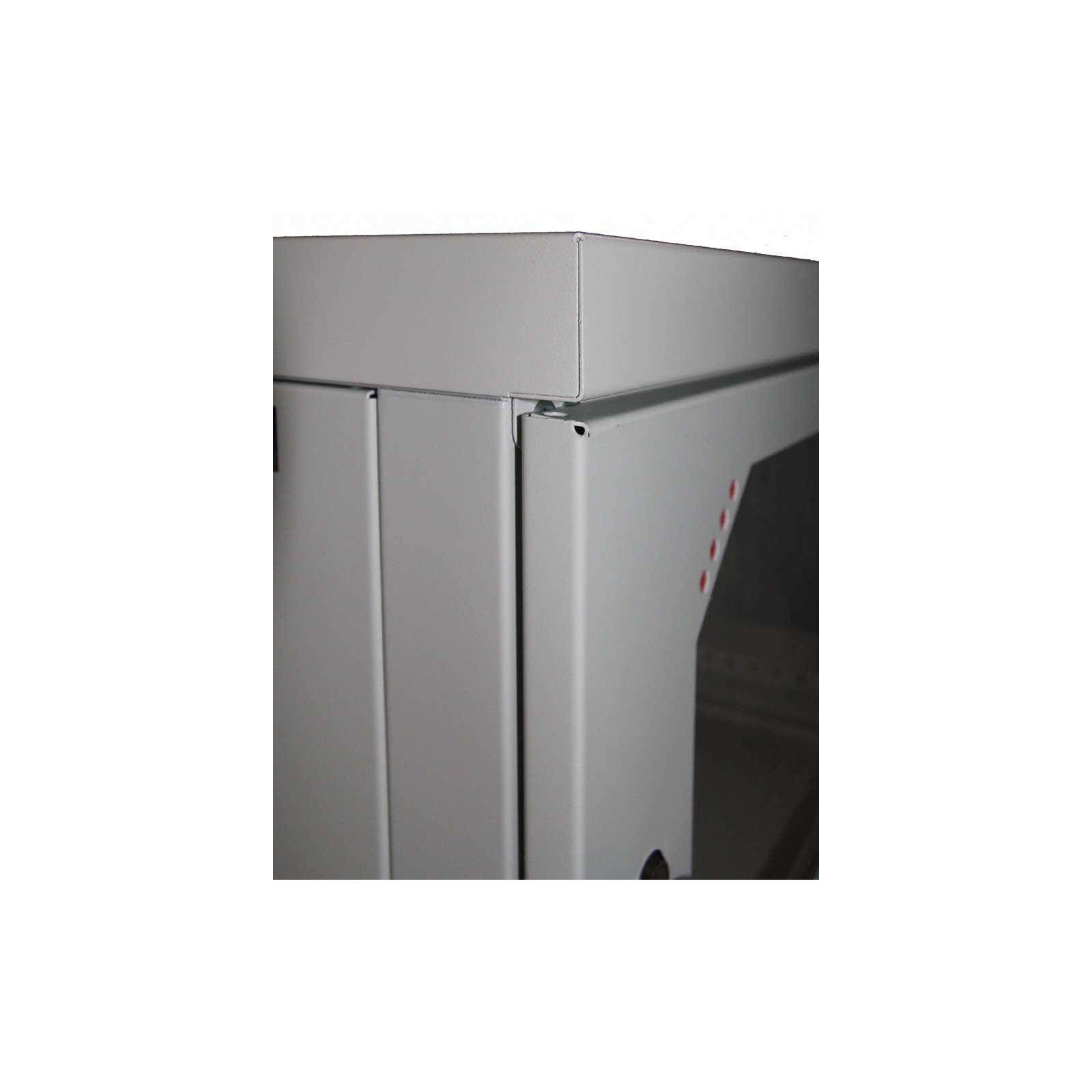 Шкаф настенный CSV Wallmount Lite 9U, глубина 580 (перф) (9U Wallmount Lite 580 Perf) изображение 4