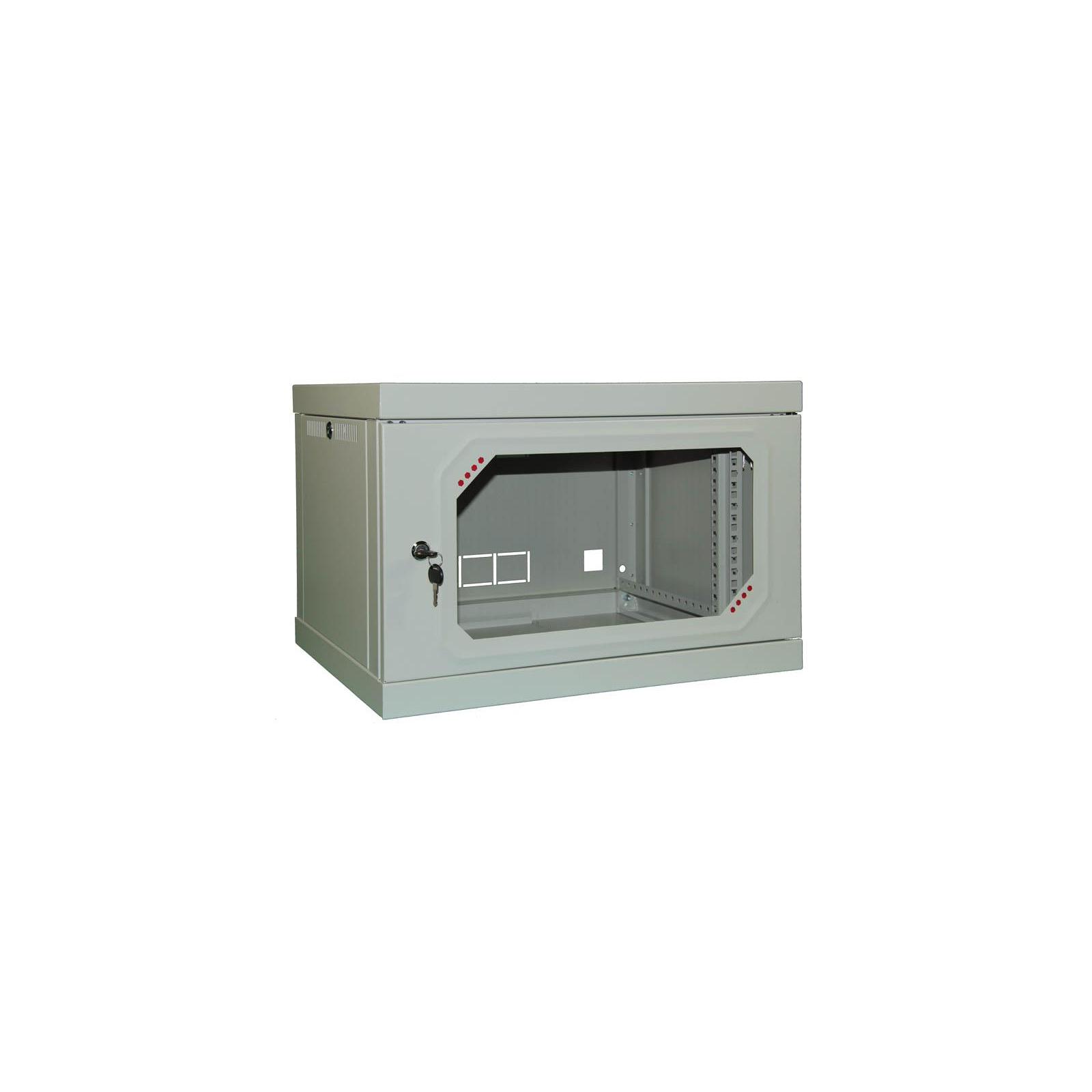 Шкаф настенный CSV Wallmount Lite 9U, глубина 580 (перф) (9U Wallmount Lite 580 Perf)