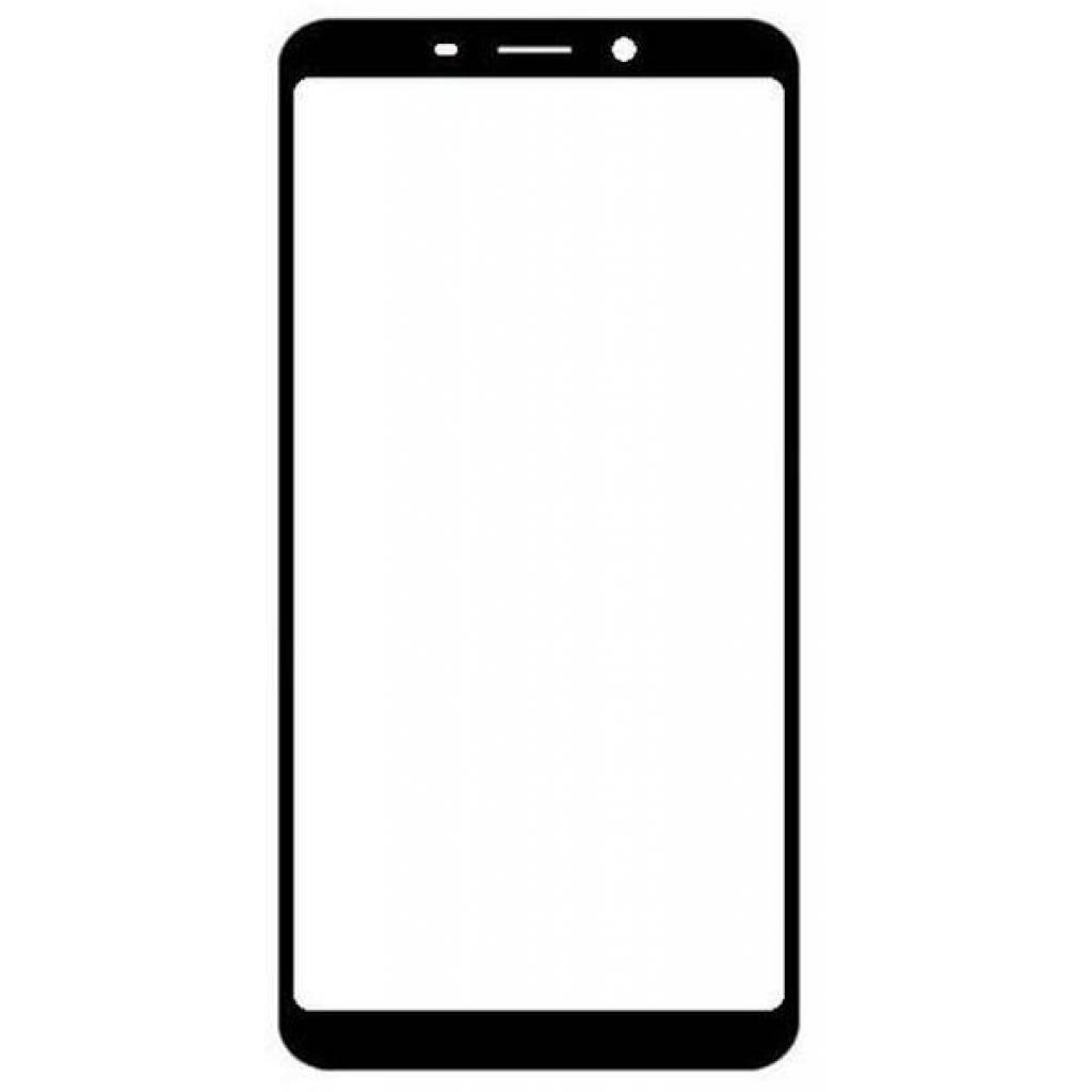 Стекло защитное Drobak для Nokia 8 Dual Black Full screen (448417) изображение 2