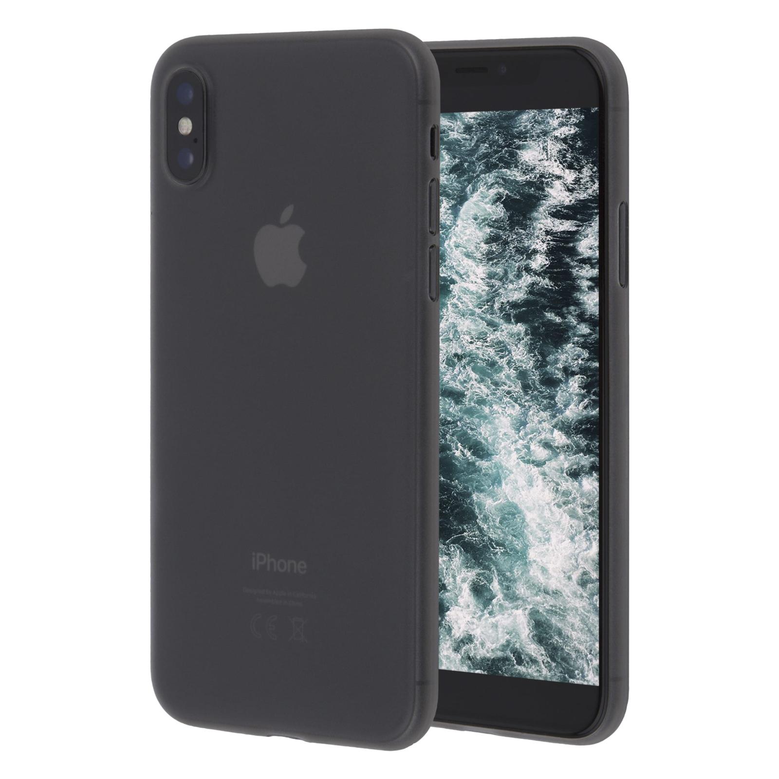 Чехол для моб. телефона MakeFuture Ice Case (PP) для Apple iPhone X Grey (MCI-AIXGR) изображение 2