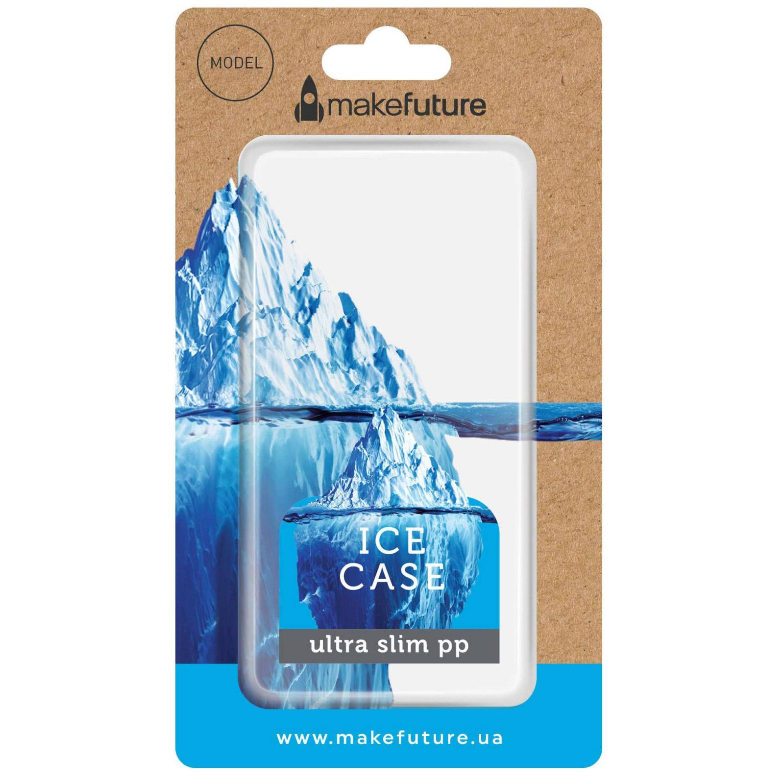 Чехол для моб. телефона MakeFuture Ice Case (PP) для Apple iPhone X Grey (MCI-AIXGR) изображение 4