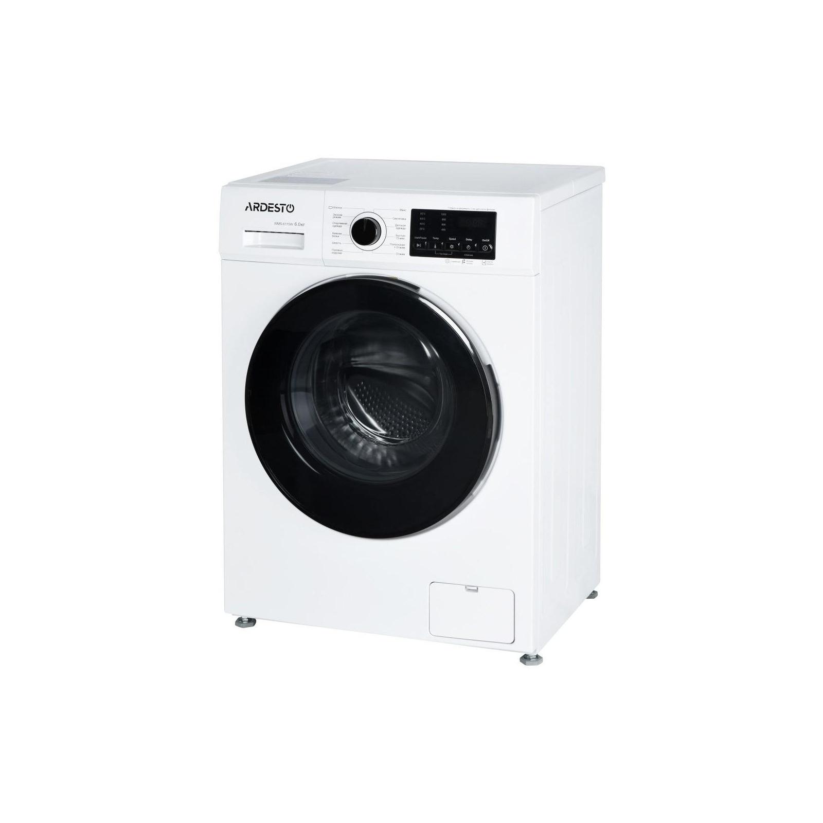 Стиральная машина Ardesto WMS-6115W изображение 3