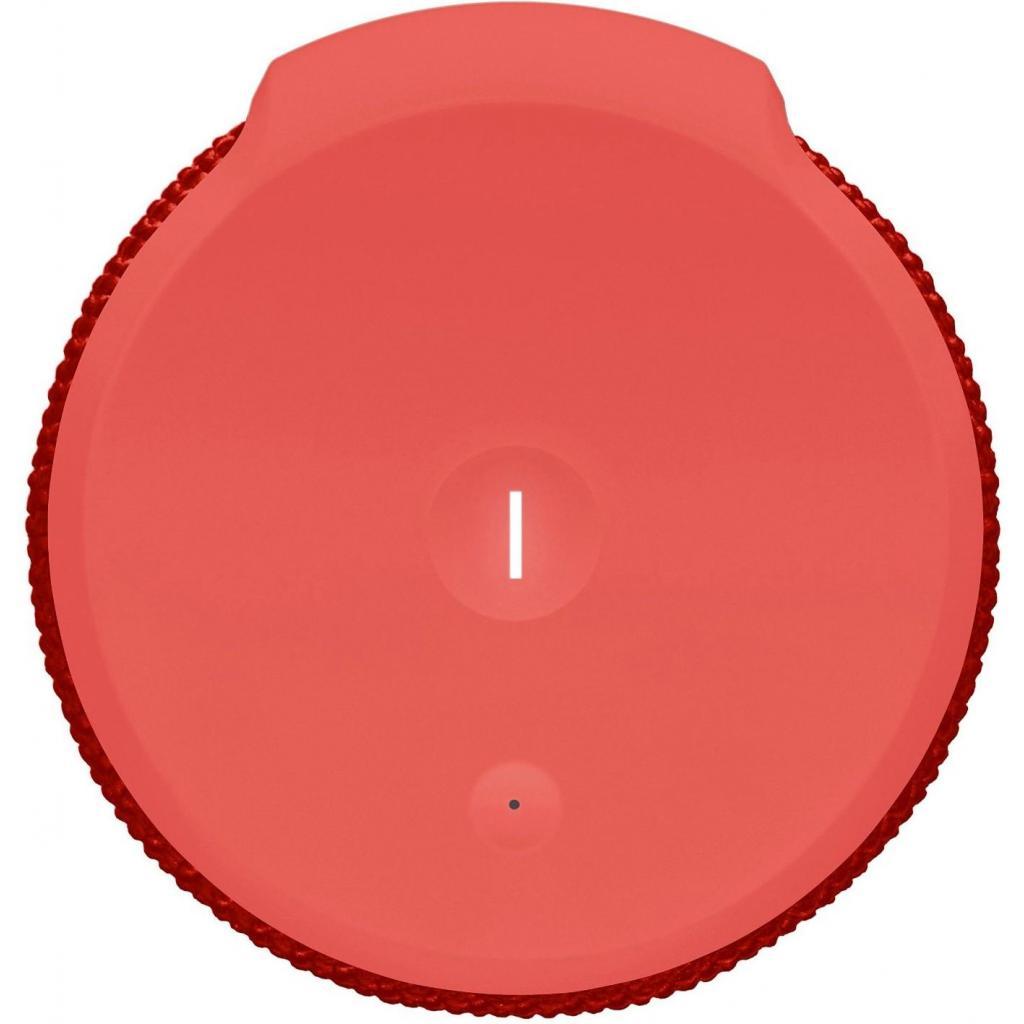 Акустическая система Ultimate Ears Boom 2 Cherrybomb (984-000560) изображение 4