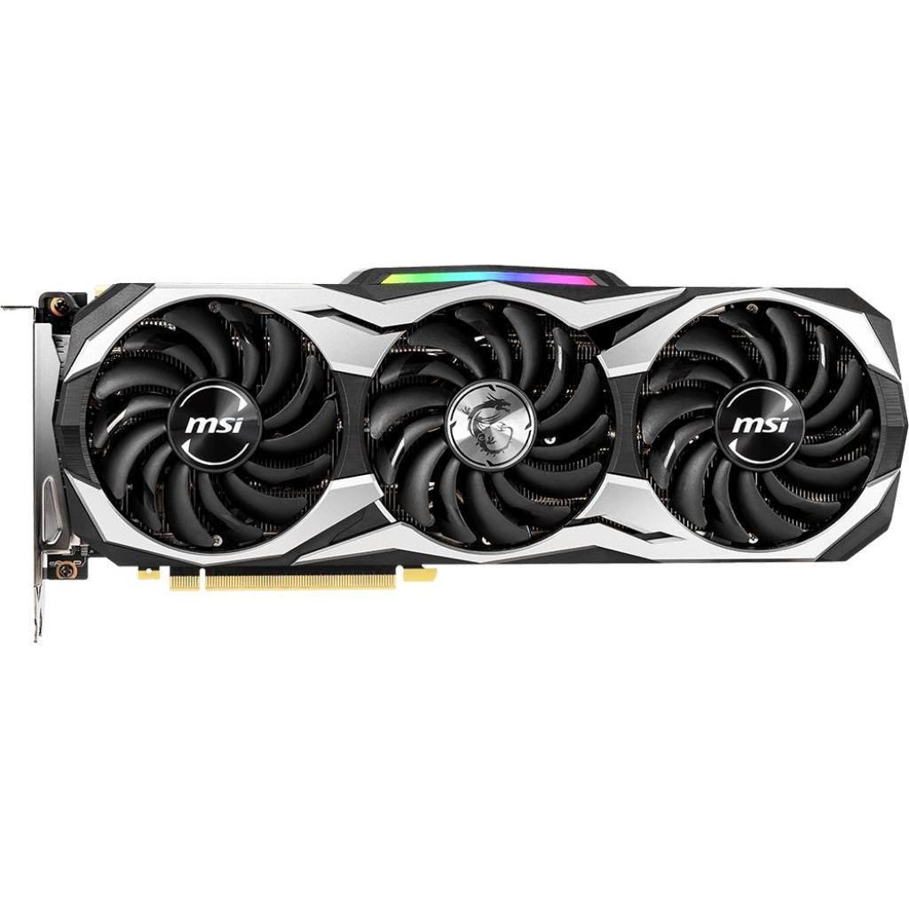 Видеокарта MSI GeForce RTX2080 Ti 11Gb DUKE OC (RTX 2080 Ti DUKE 11G OC) изображение 2
