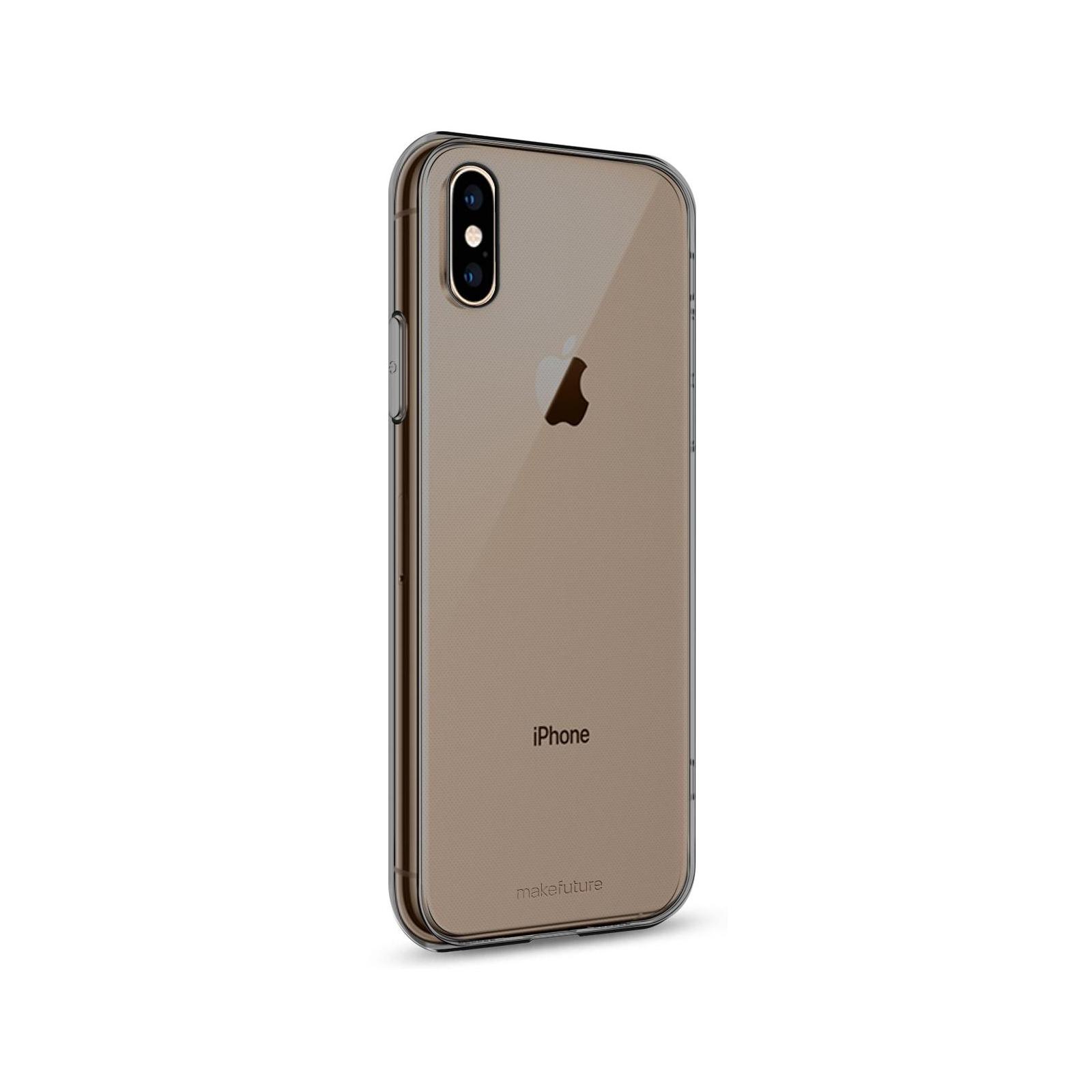 Чехол для моб. телефона MakeFuture Air Case (TPU) Apple iPhone XS Max Black (MCA-AIXSMBK) изображение 2