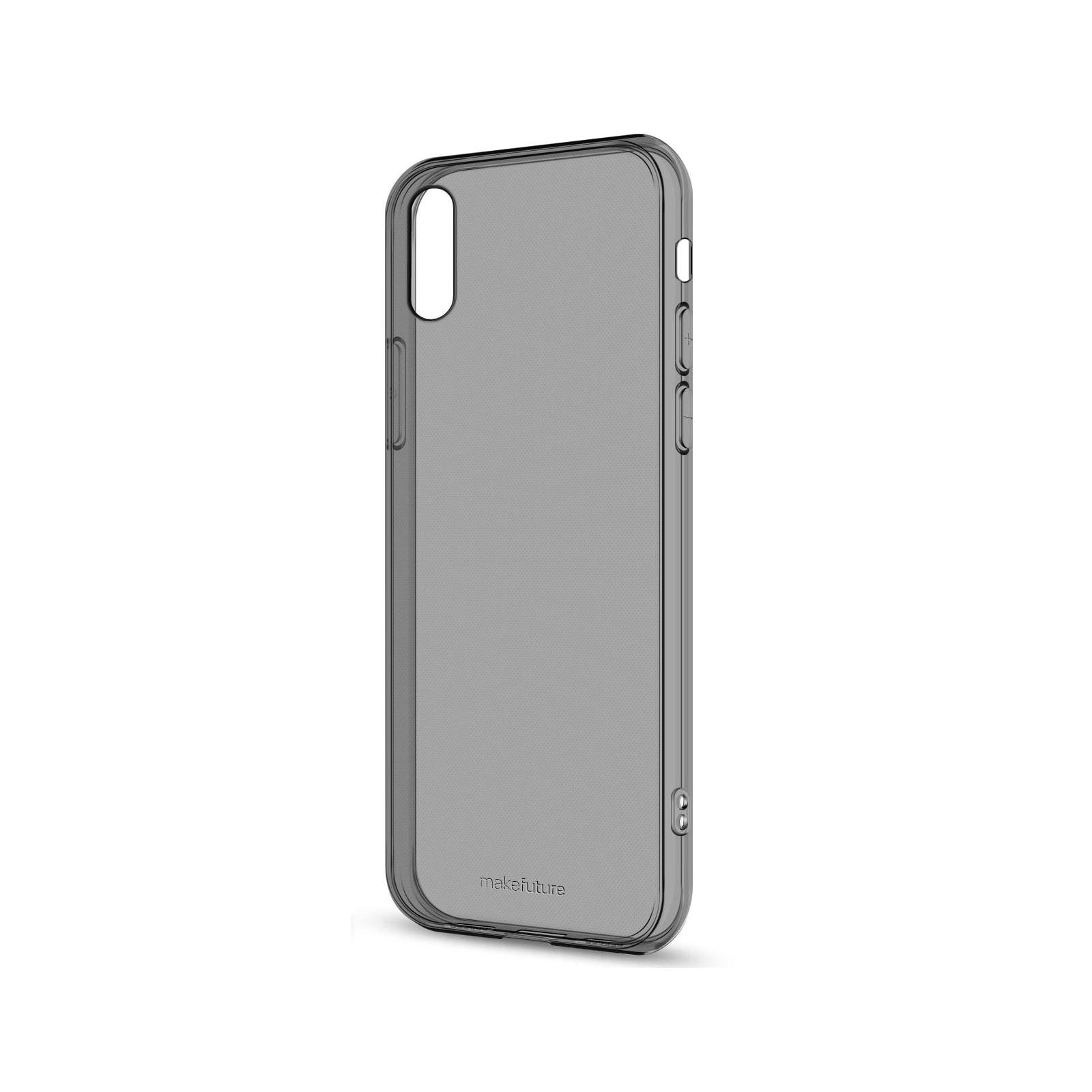 Чехол для моб. телефона MakeFuture Air Case (TPU) Apple iPhone XS Max Black (MCA-AIXSMBK)