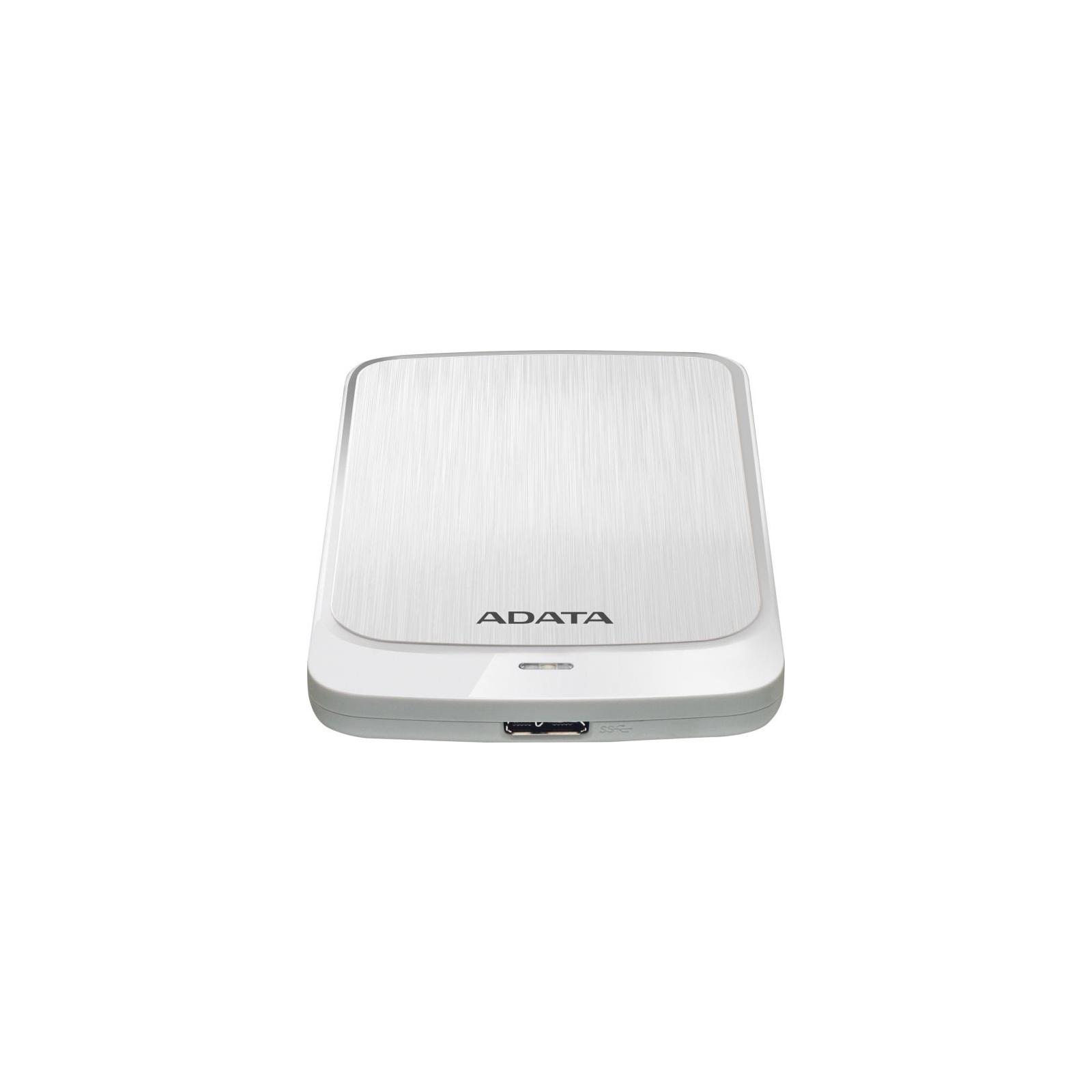 """Внешний жесткий диск 2.5"""" 4TB ADATA (AHV320-4TU31-CWH) изображение 4"""
