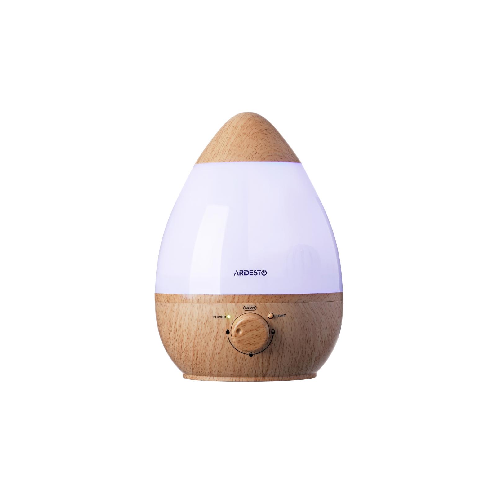 Зволожувач повітря Ardesto USHBFX1-2300-BRIGHT-WOOD зображення 3