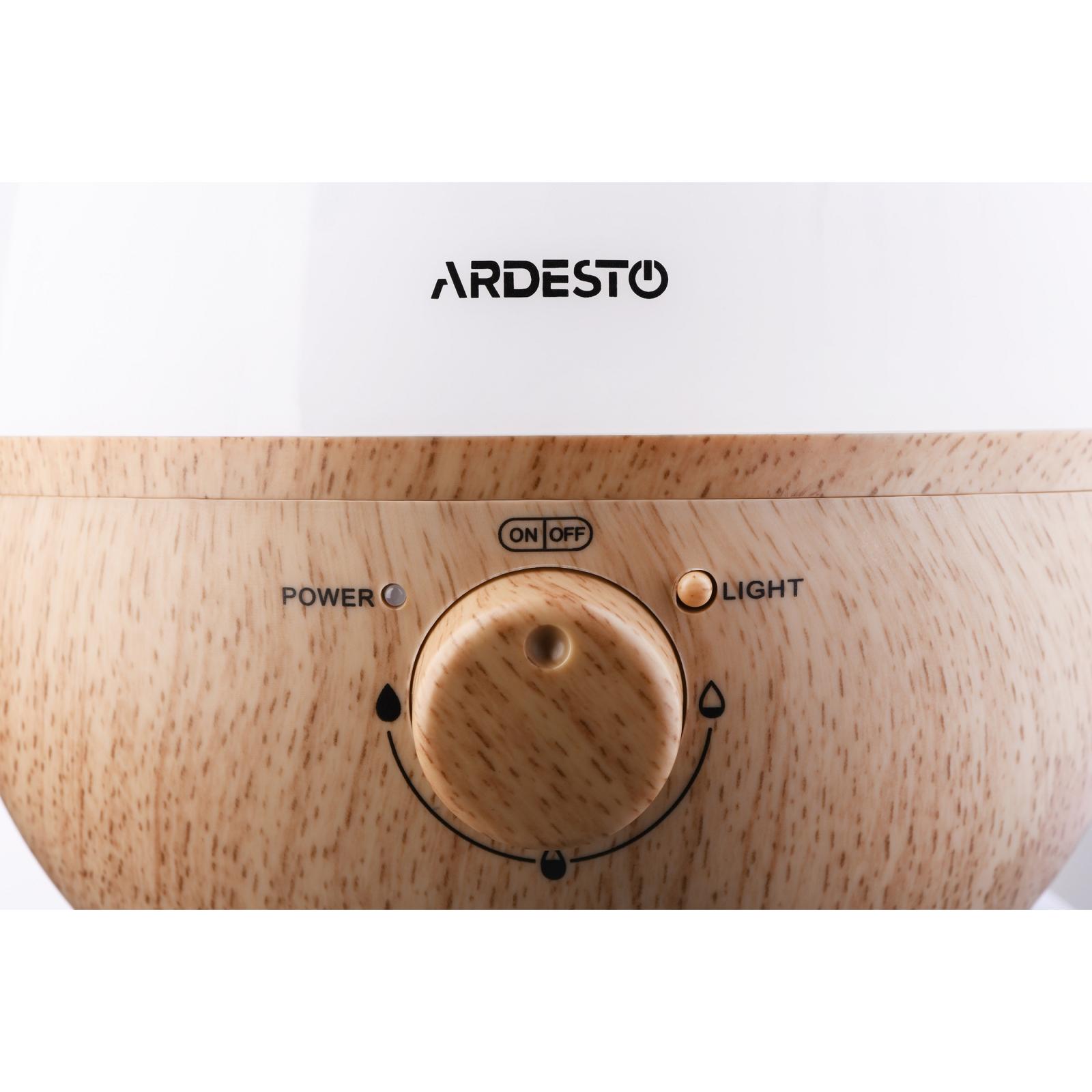 Зволожувач повітря Ardesto USHBFX1-2300-BRIGHT-WOOD зображення 4