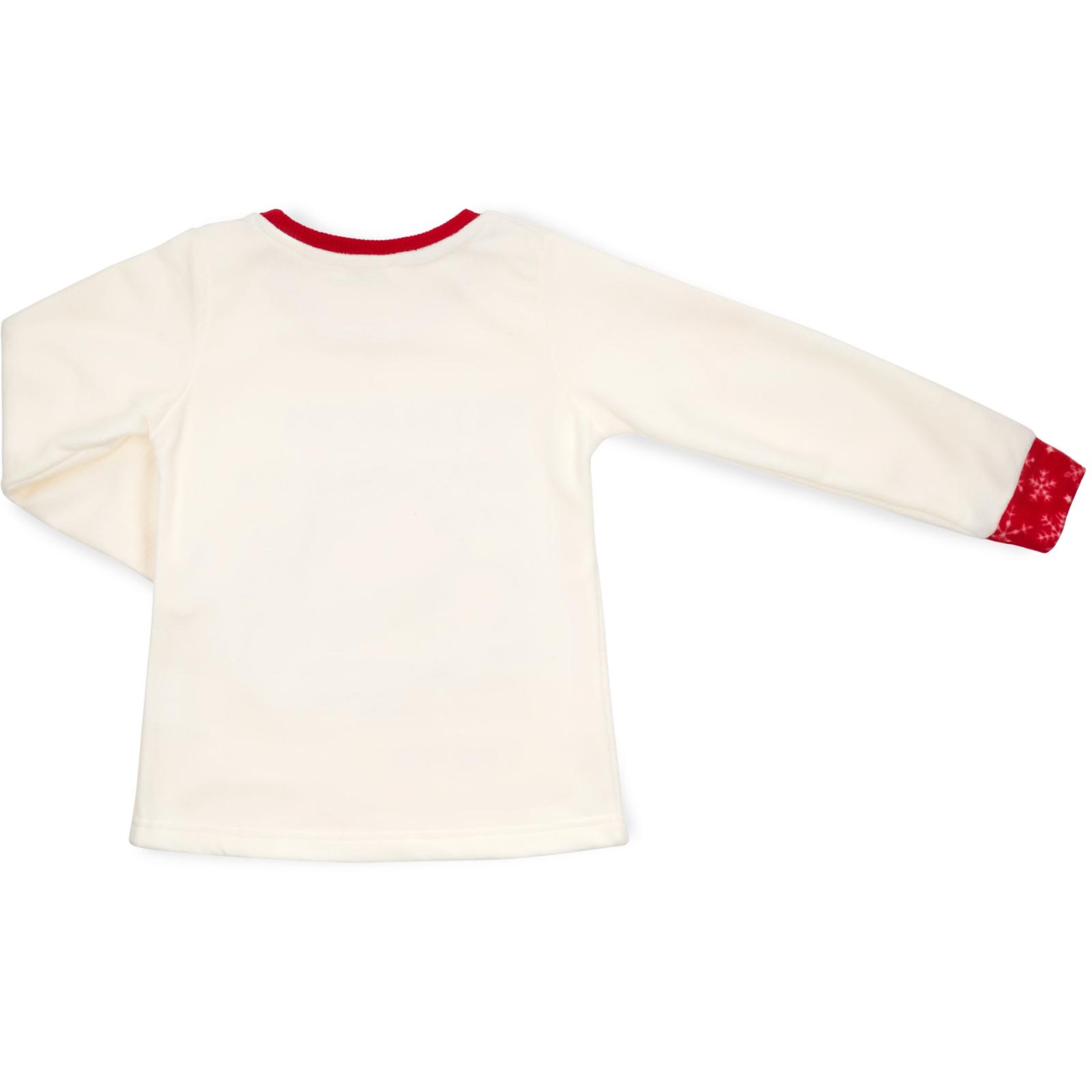 Пижама Matilda флисовая со шляпкой (9110-3-134G-red) изображение 5