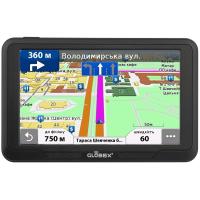 Автомобильный навигатор Globex GE516 + NavLux CE (GPS GE516 + NavLux)