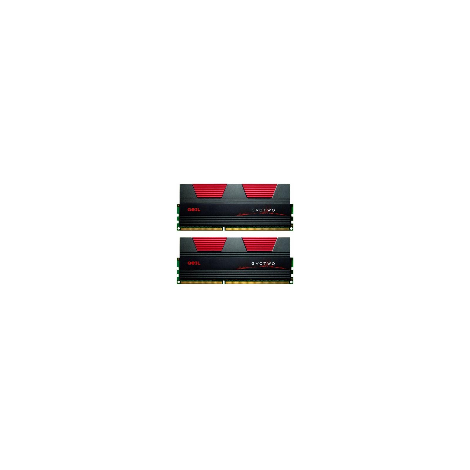 Модуль памяти для компьютера DDR3 8GB (2x4GB) 1866 MHz GEIL (GET38GB1866C9DC)