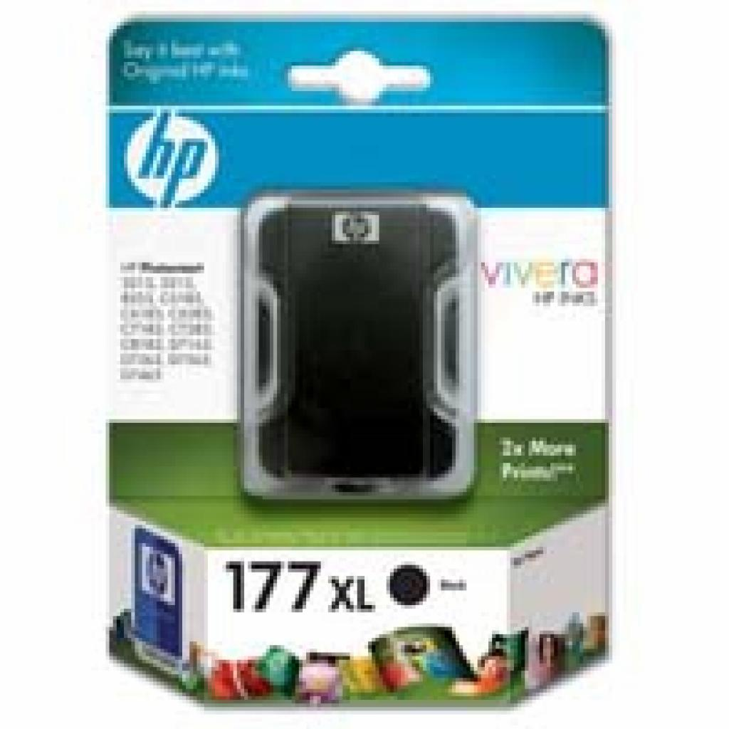 Картридж HP DJ No.177XL black (17ml) (C8719HE)